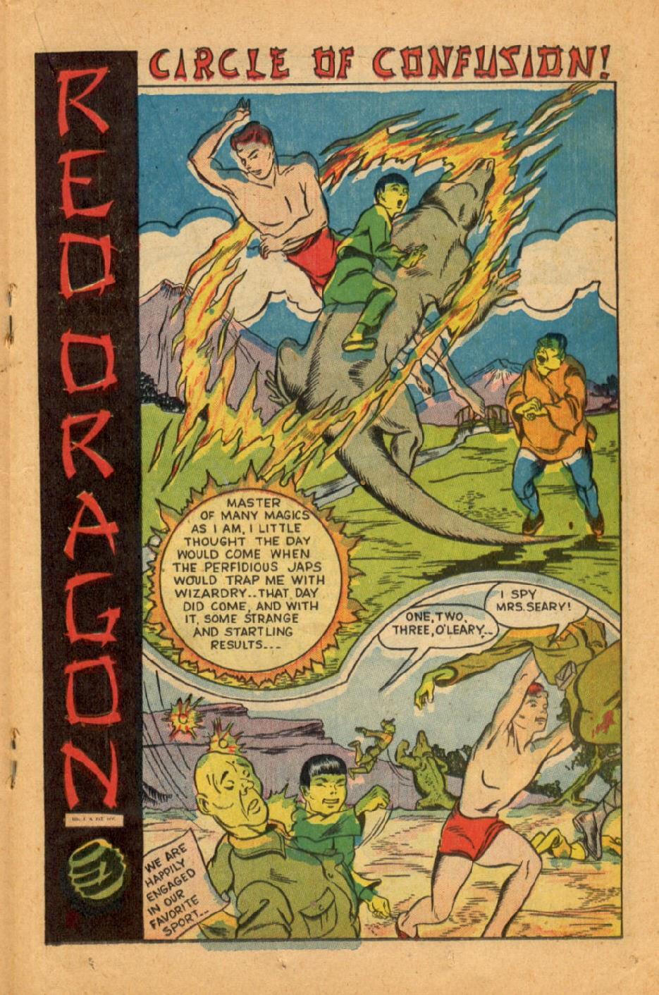 Read online Super-Magician Comics comic -  Issue #45 - 27