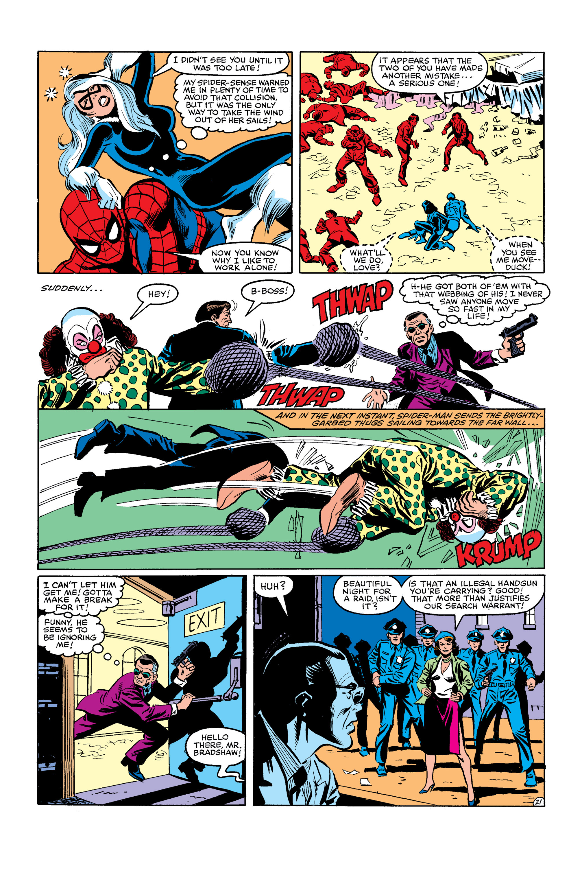 The Amazing Spider-Man (1963) 226 Page 21