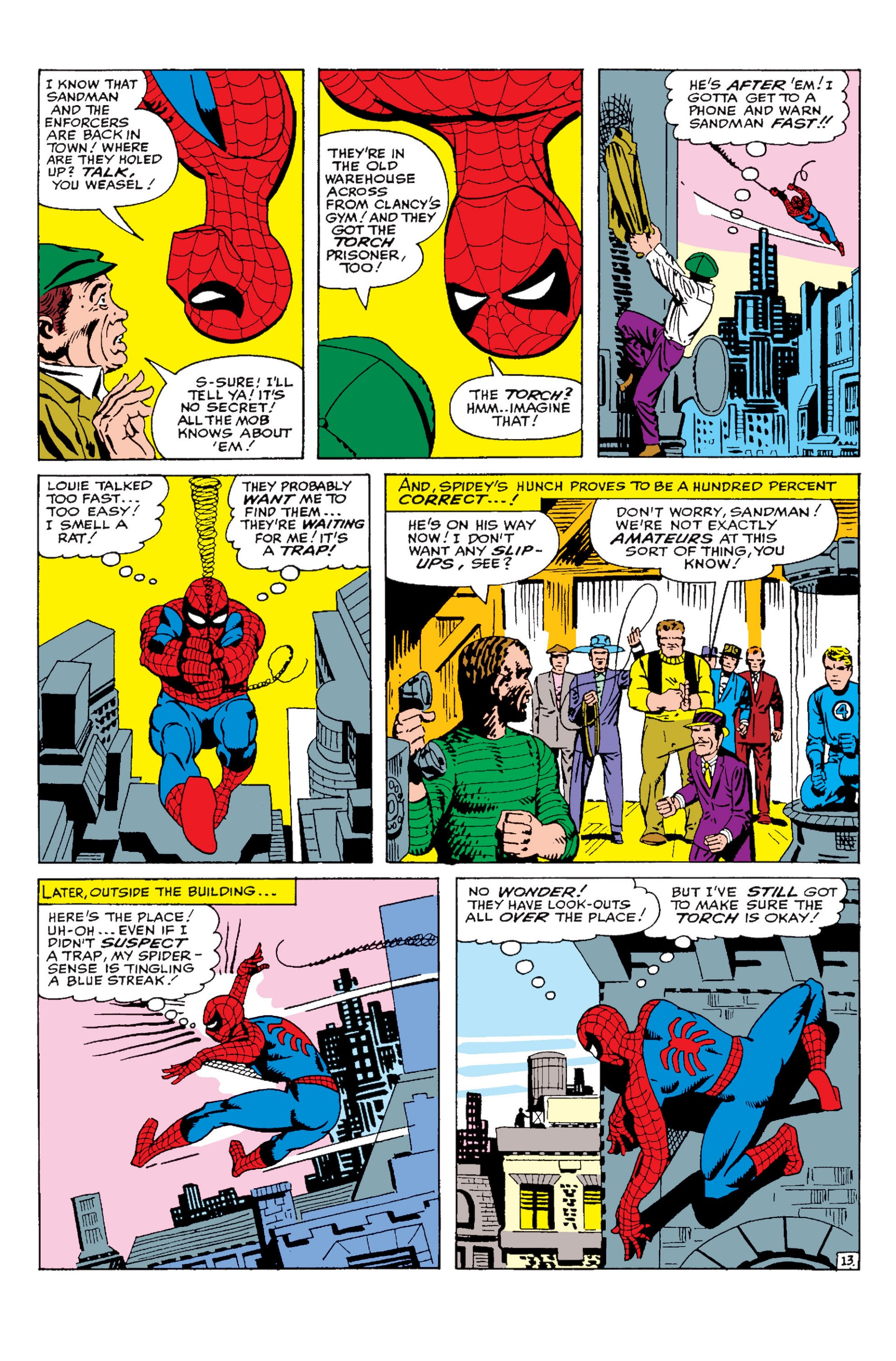 The Amazing Spider-Man (1963) 19 Page 13