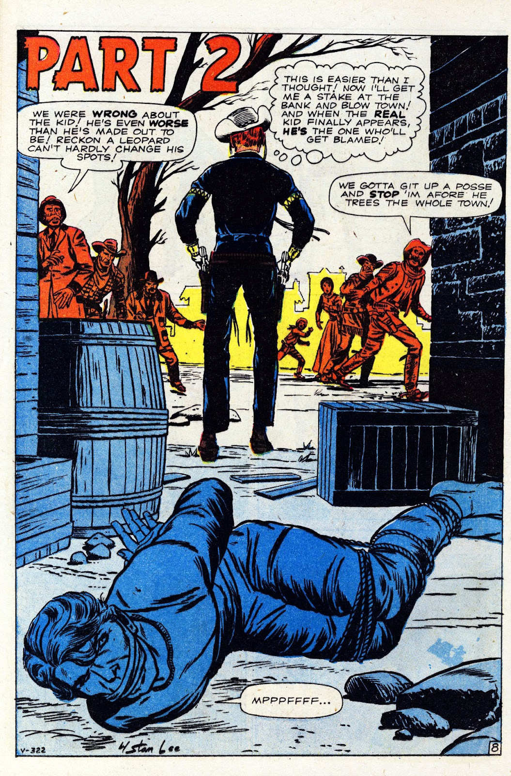 The Rawhide Kid (1955) issue 24 - Page 12