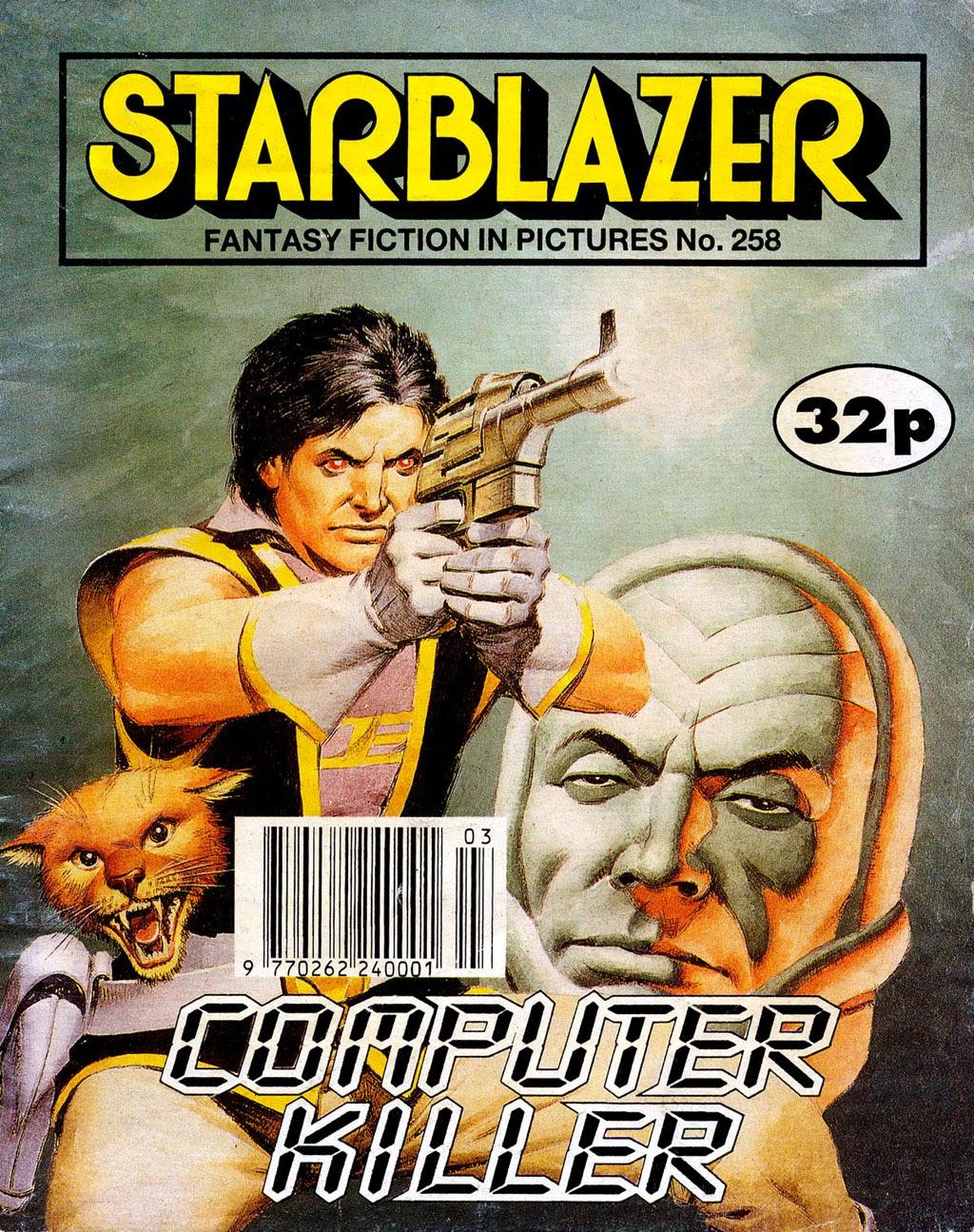 Starblazer issue 258 - Page 1