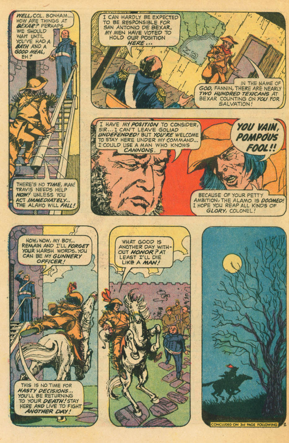 Read online Star Spangled War Stories (1952) comic -  Issue #172 - 15
