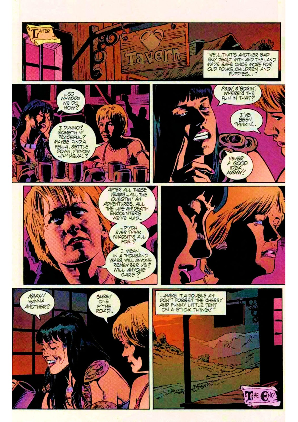 Xena: Warrior Princess (1999) Issue #14 #14 - English 25