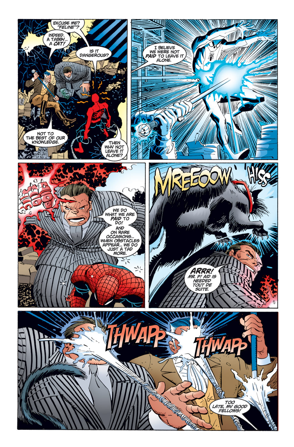 The Amazing Spider-Man (1999) 27 Page 17