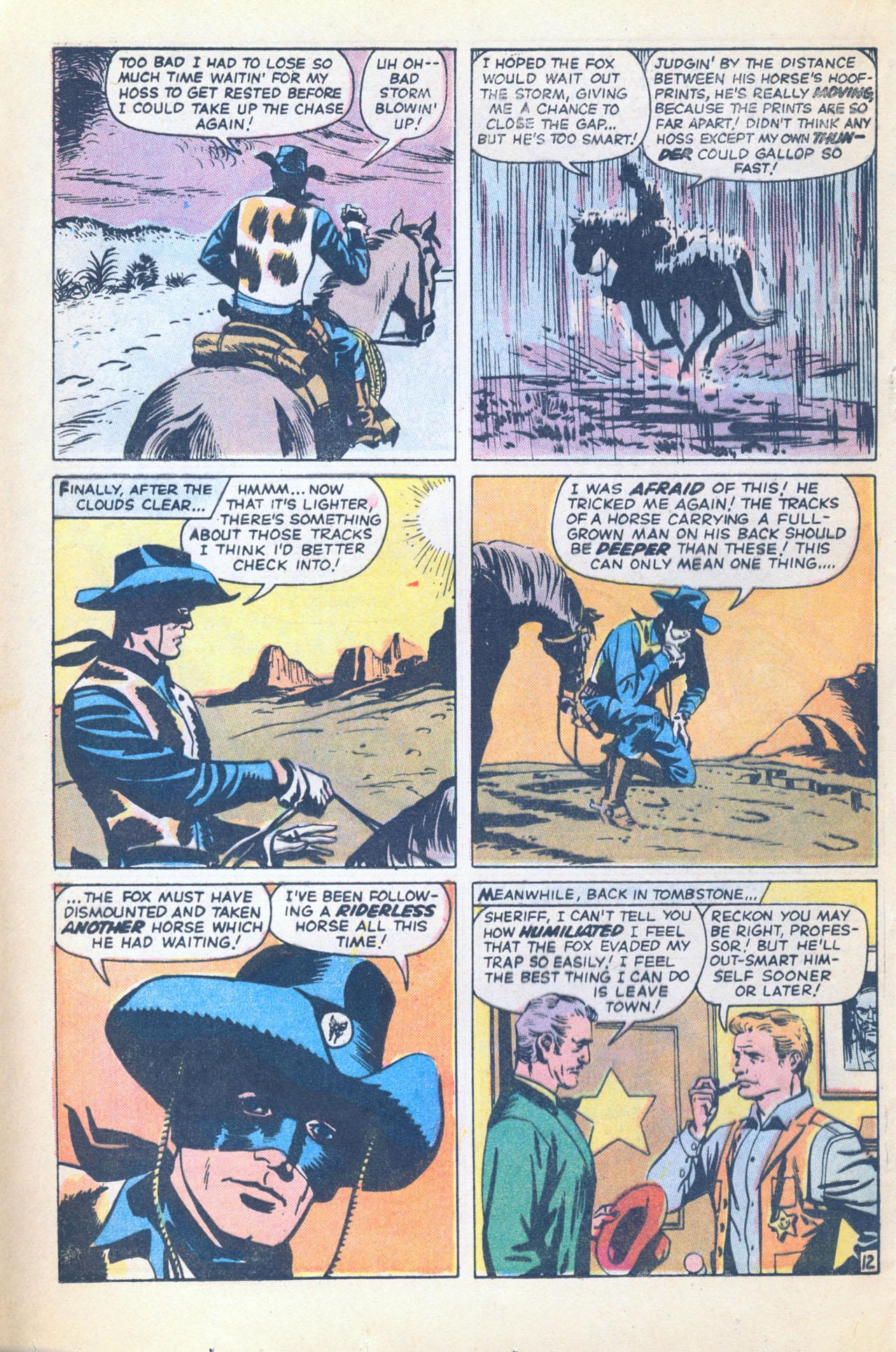 Read online Two-Gun Kid comic -  Issue #116 - 20