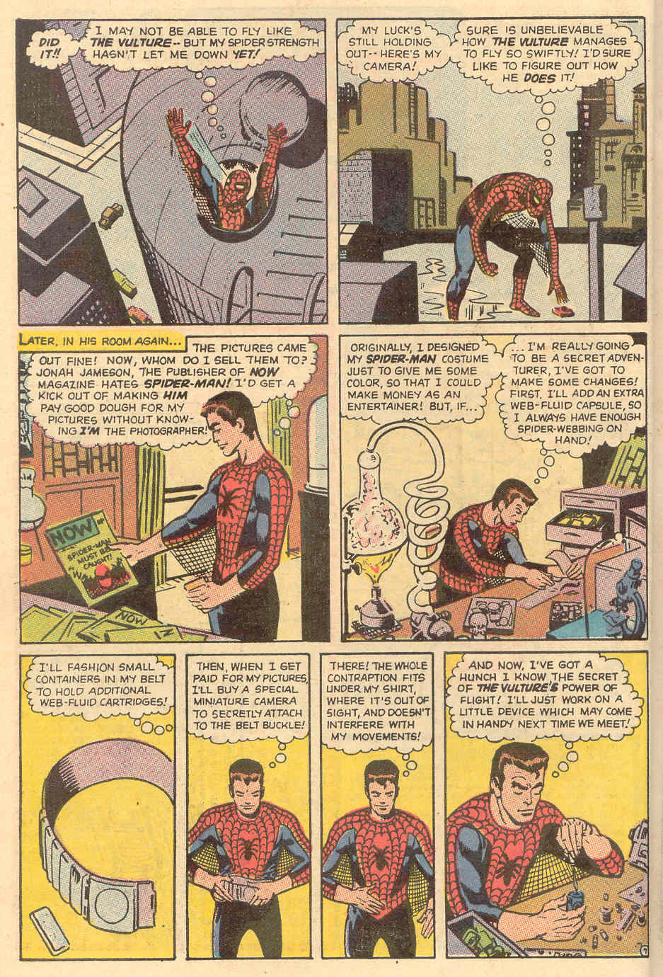 The Amazing Spider-Man (1963) _Annual_7 Page 18