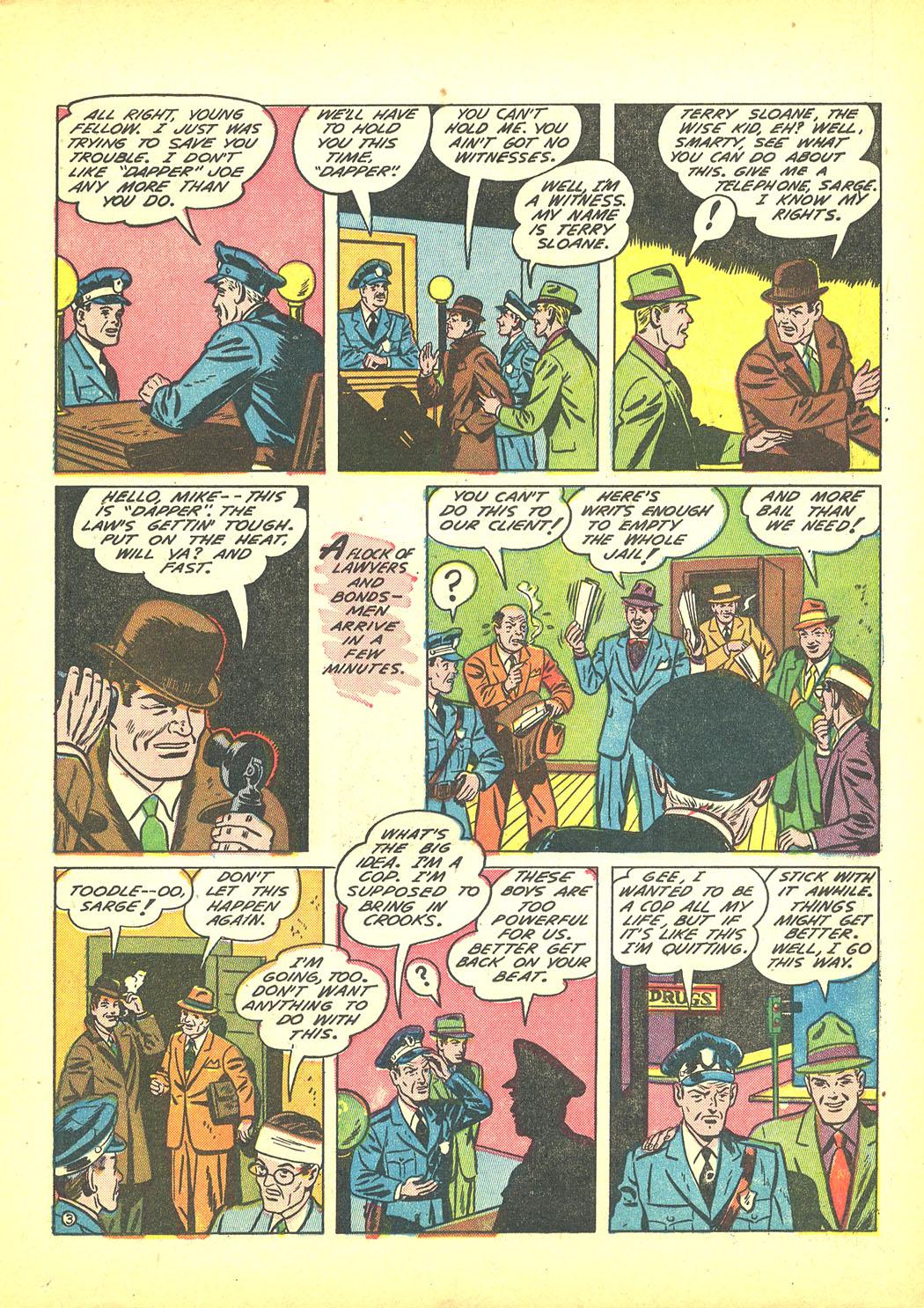 Read online Sensation (Mystery) Comics comic -  Issue #4 - 27
