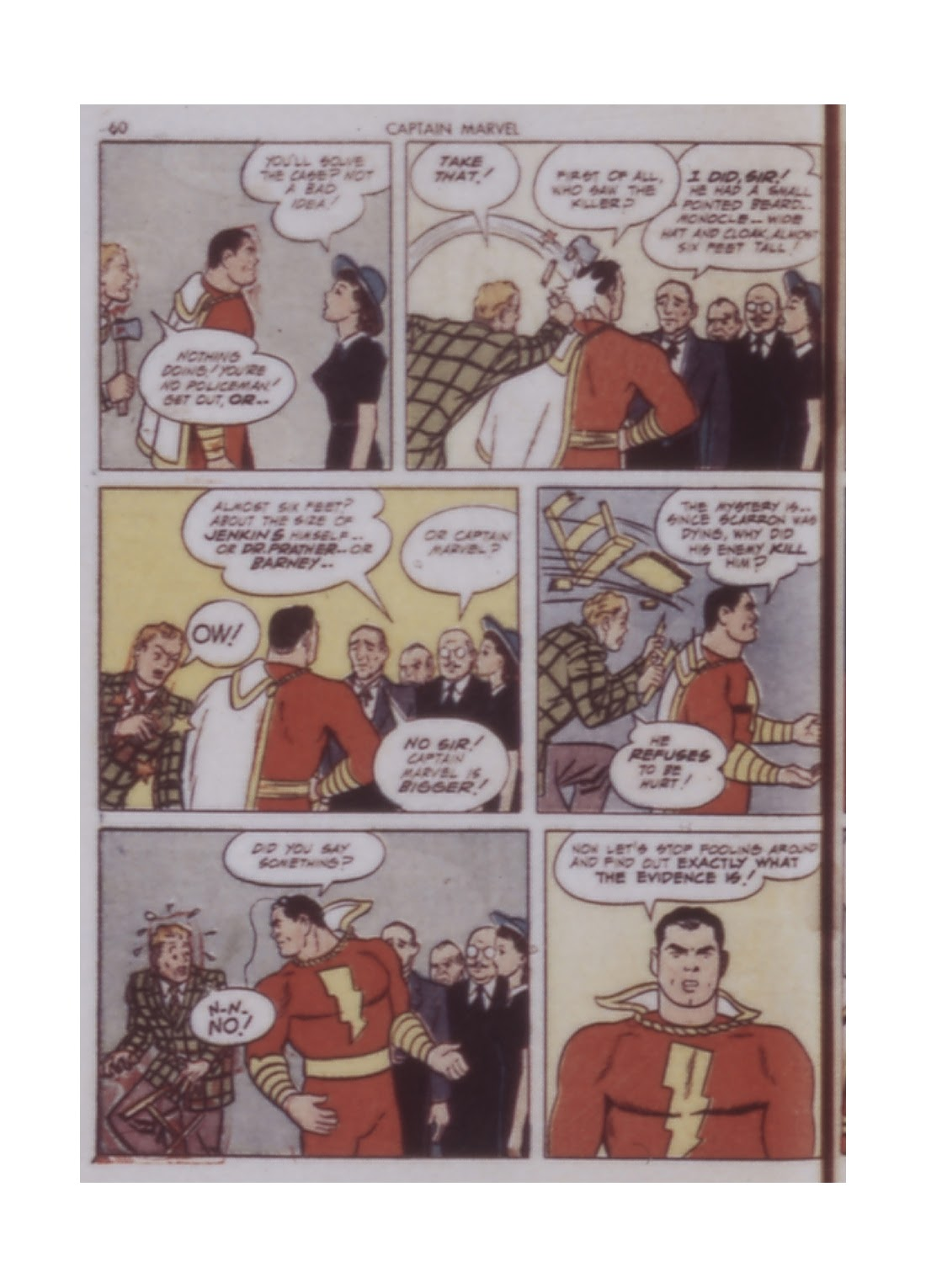 Captain Marvel Adventures issue 14 - Page 60