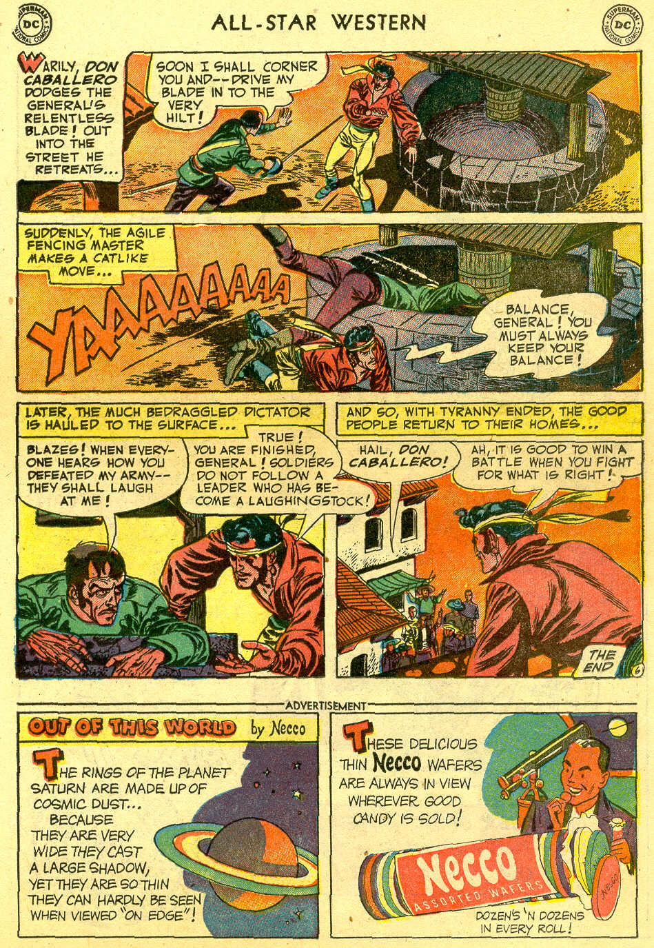 Read online All-Star Western (1951) comic -  Issue #64 - 23