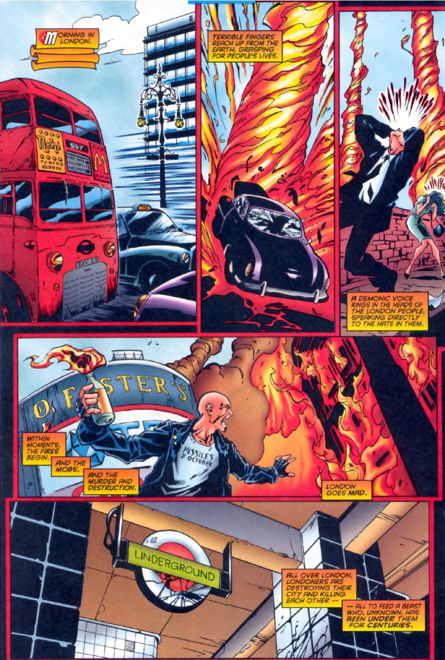 Excalibur (1988) issue 99 - Page 21