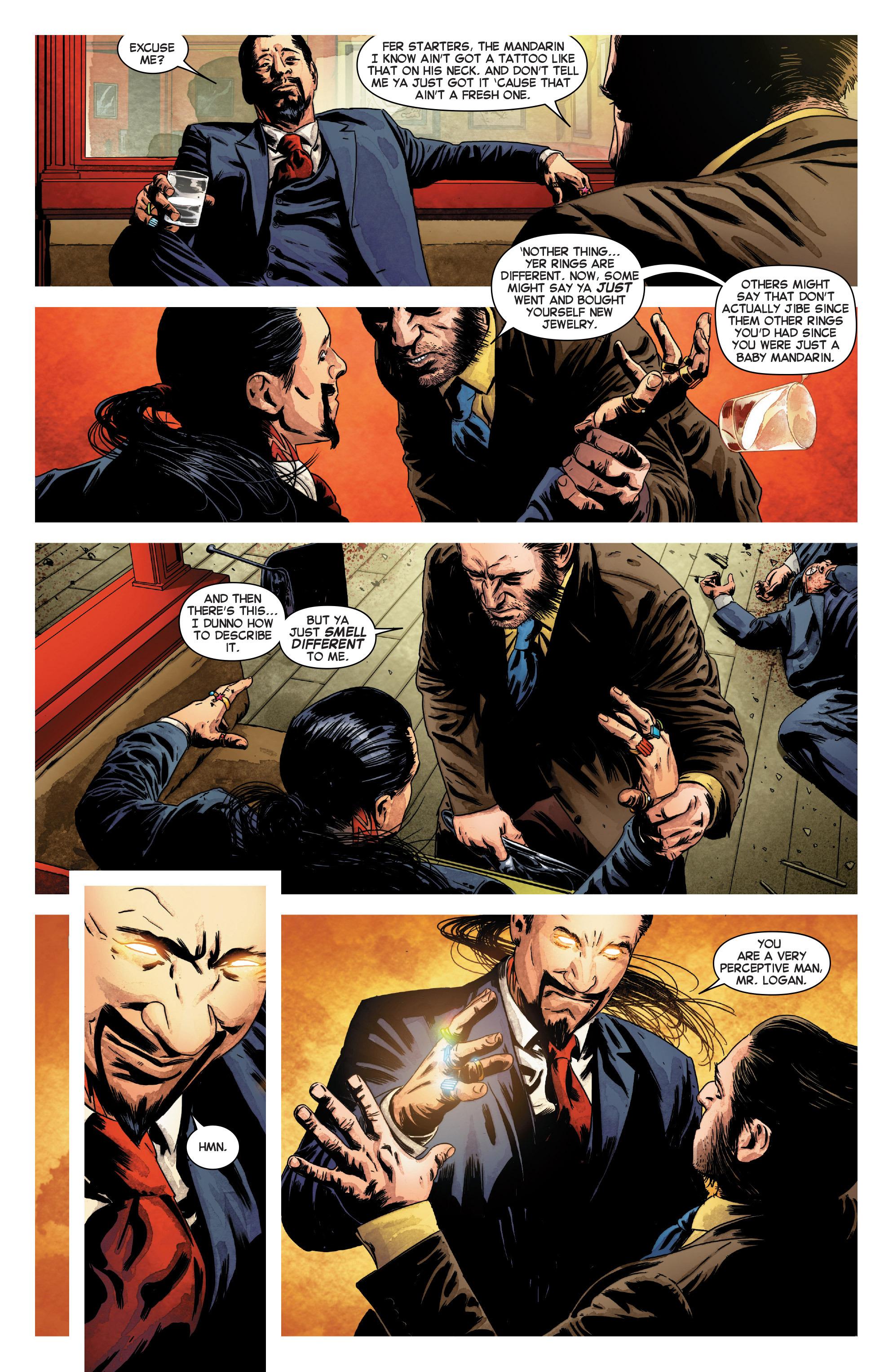 Read online Secret Wars Journal comic -  Issue #3 - 8