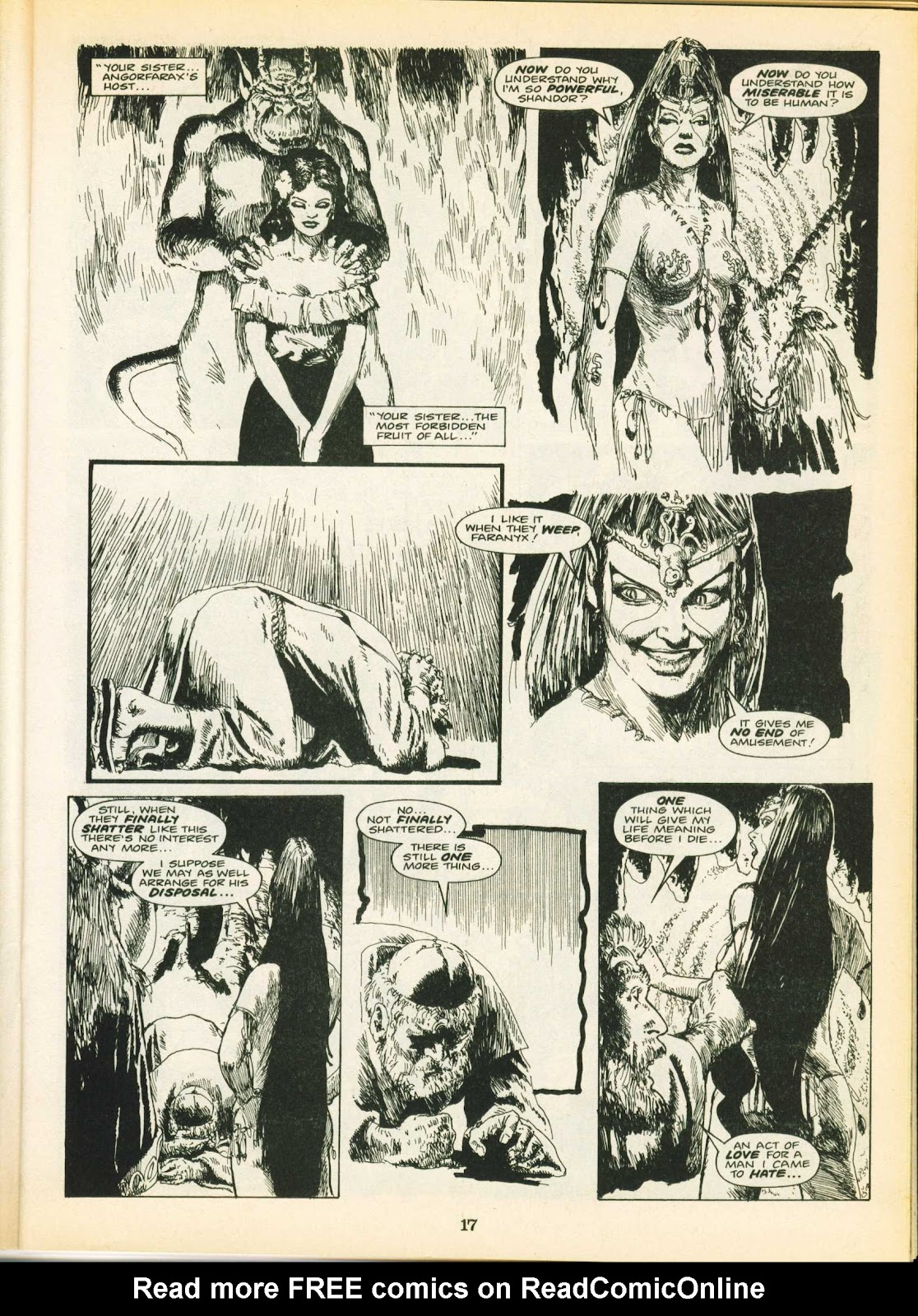 Warrior Issue #24 #25 - English 17