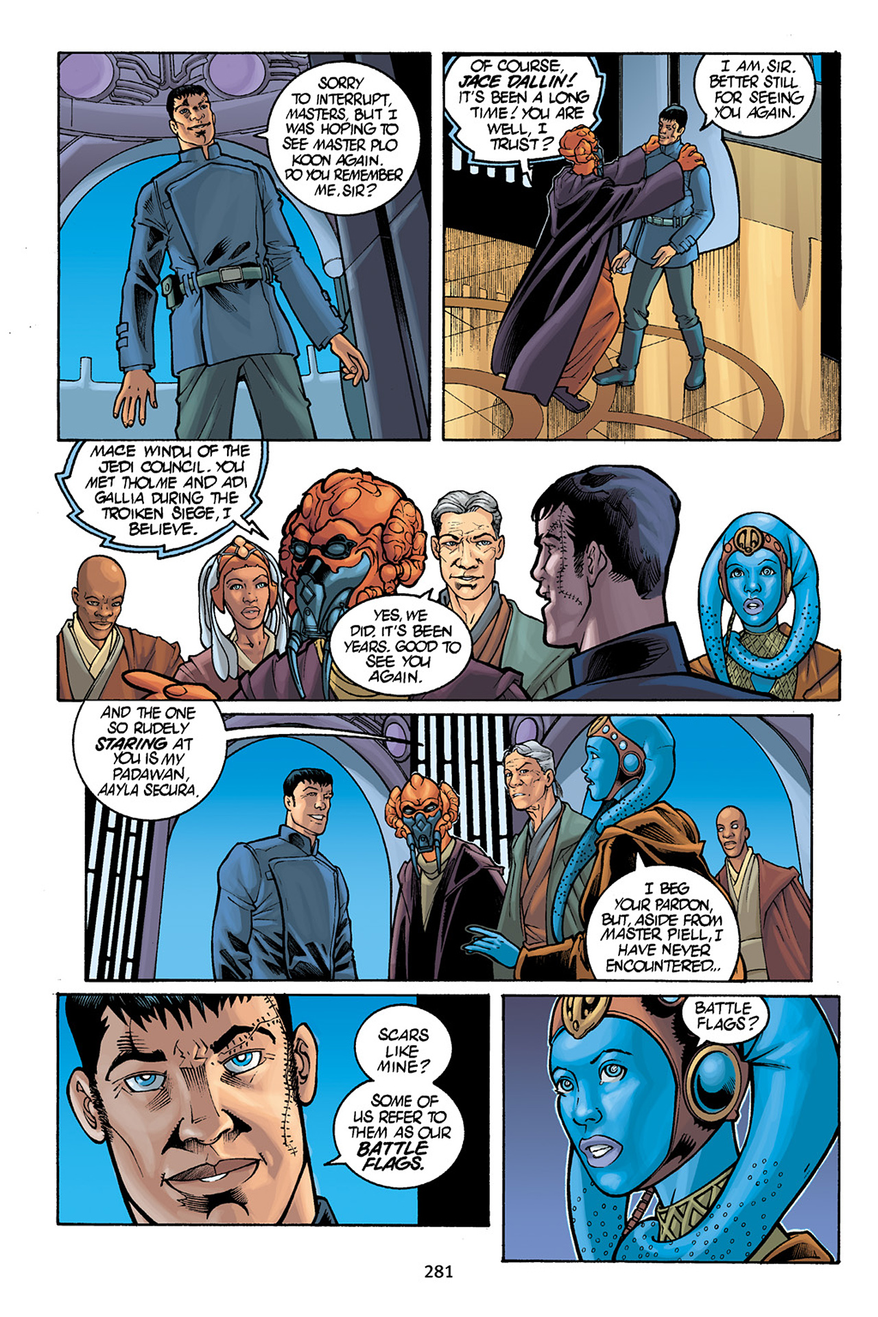 Read online Star Wars Omnibus comic -  Issue # Vol. 15 - 278
