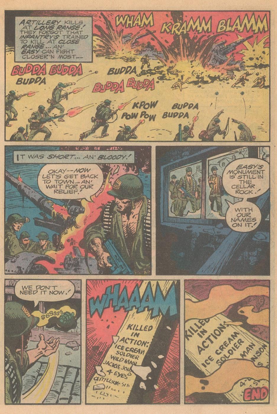 Read online Sgt. Rock comic -  Issue #363 - 15