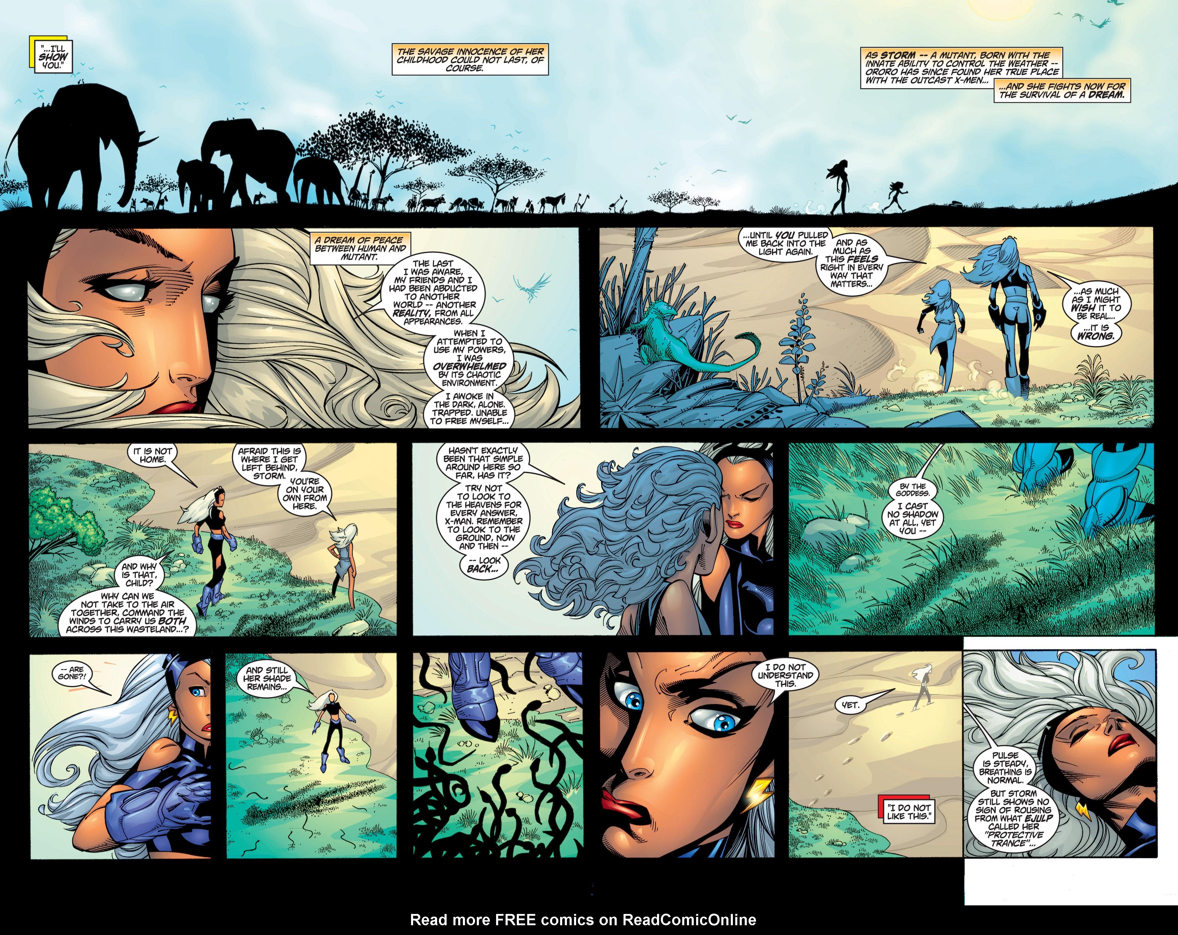 Read online Uncanny X-Men (1963) comic -  Issue #369 - 3