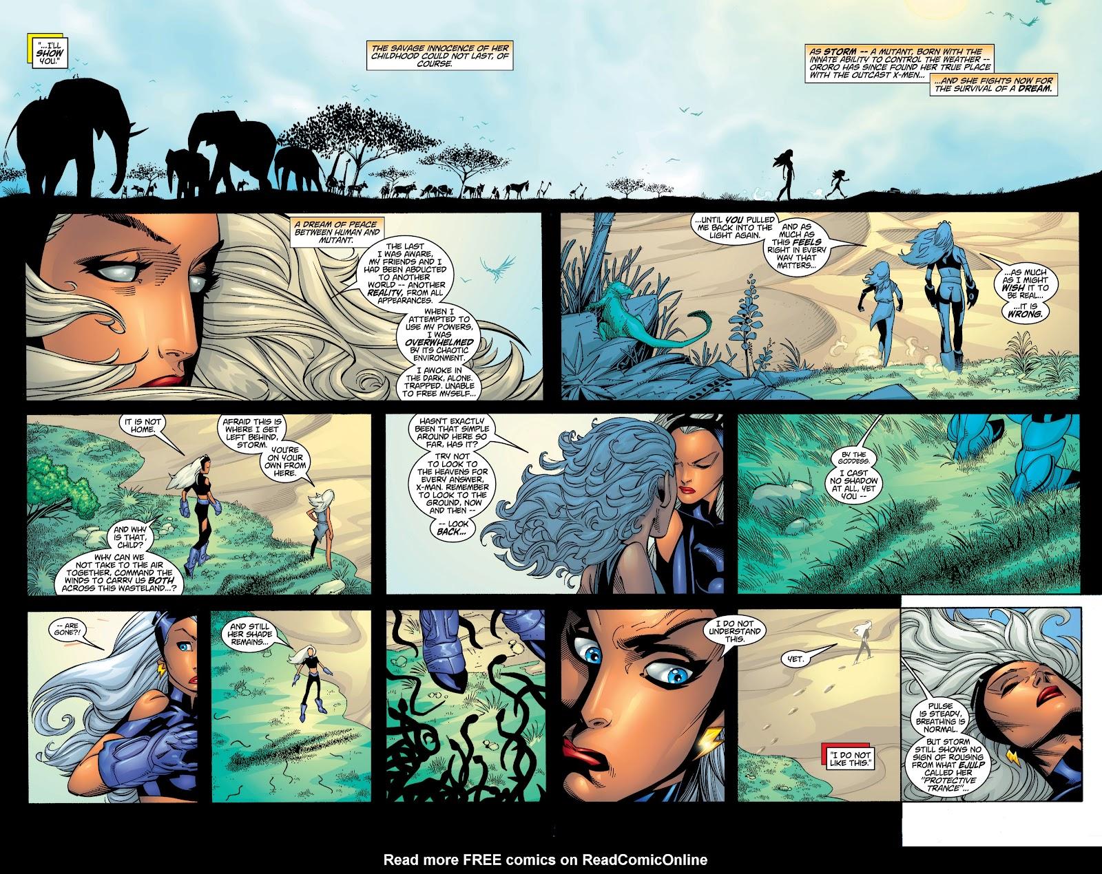 Uncanny X-Men (1963) issue 369 - Page 3