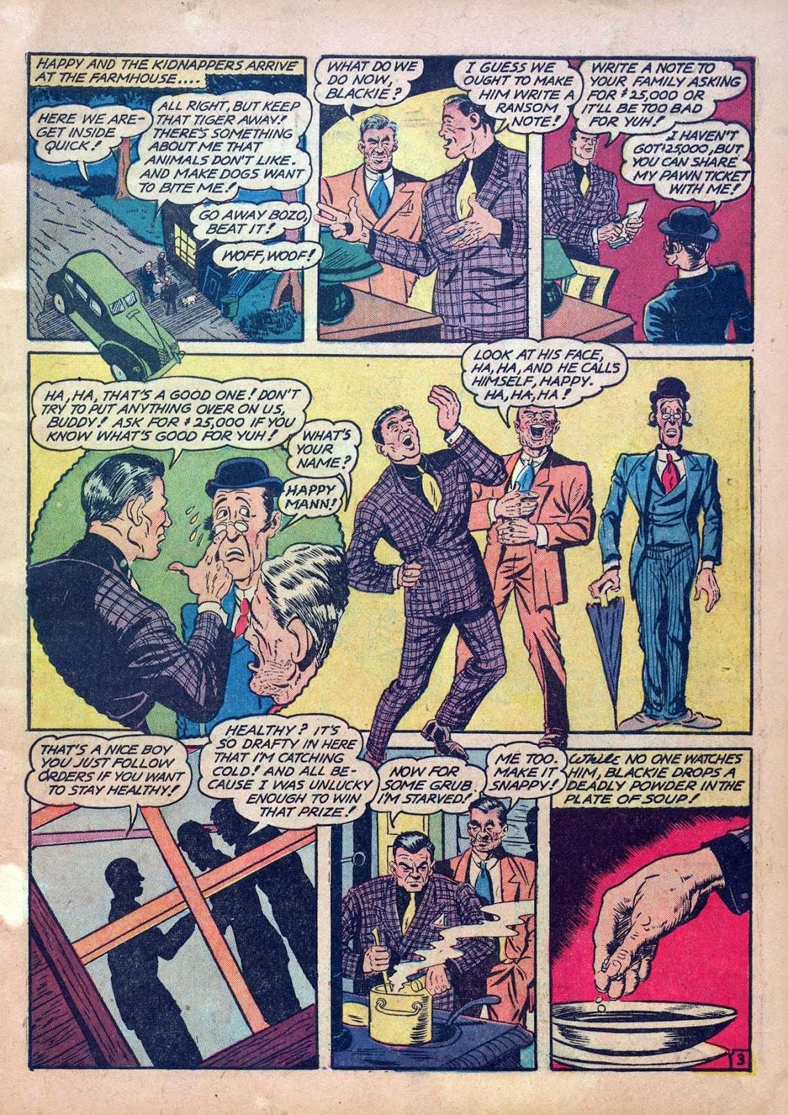 Read online Joker Comics comic -  Issue #1 - 11