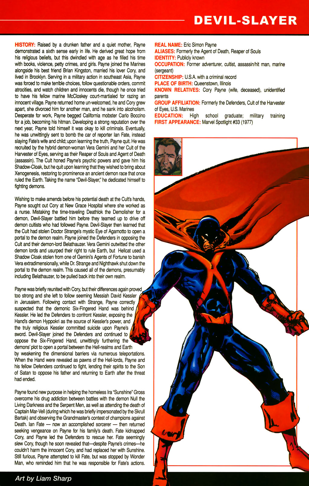 Read online All-New Official Handbook of the Marvel Universe A to Z comic -  Issue #3 - 47