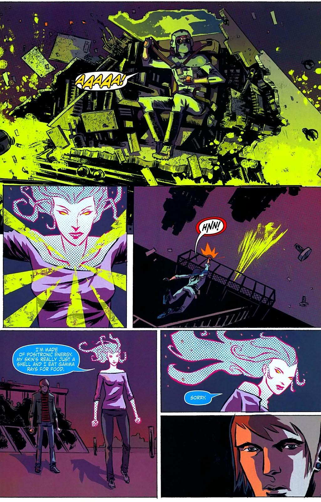 Read online Amazing Fantasy (2004) comic -  Issue #15 - 47
