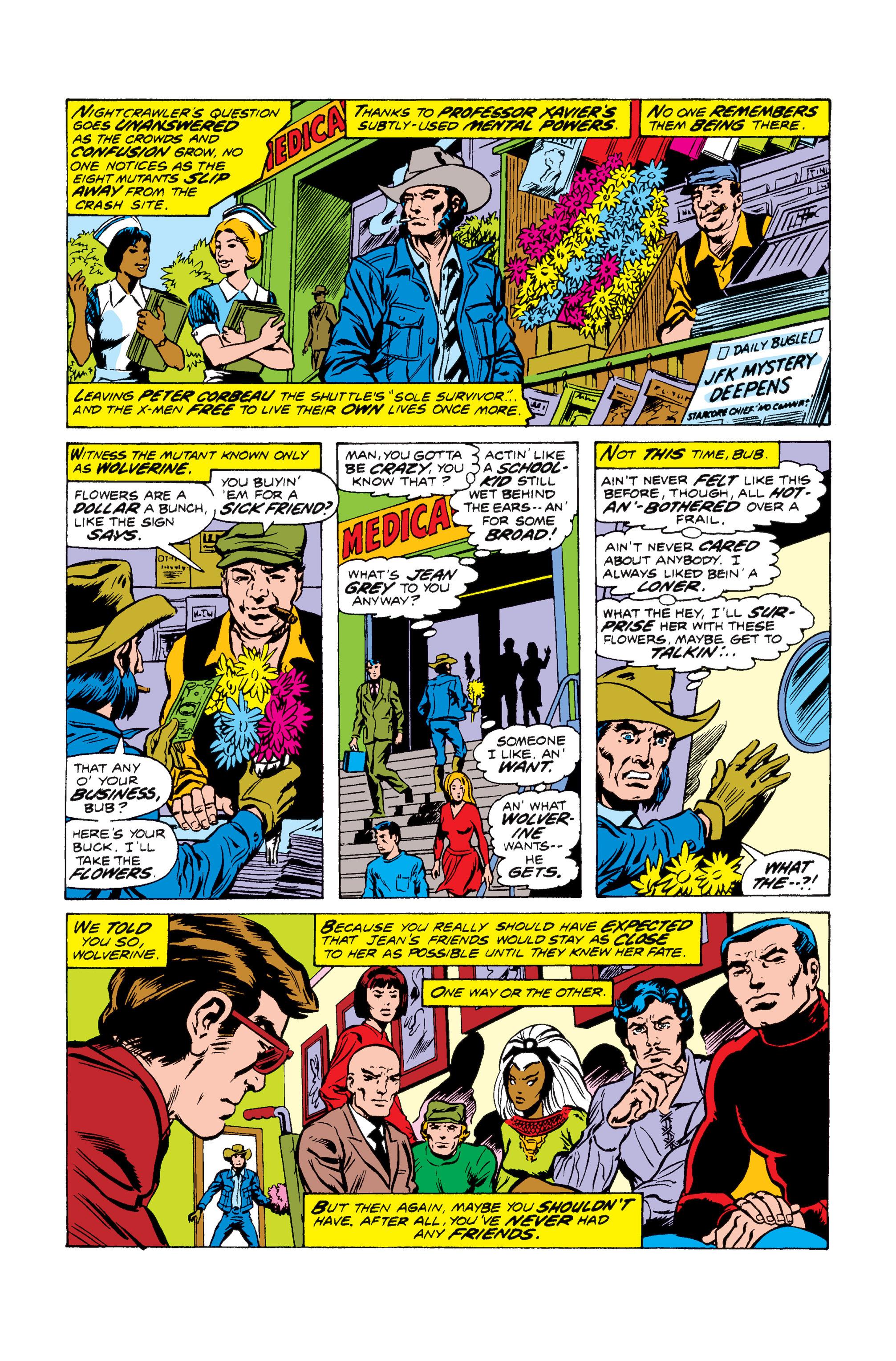 Uncanny X-Men (1963) 101 Page 6