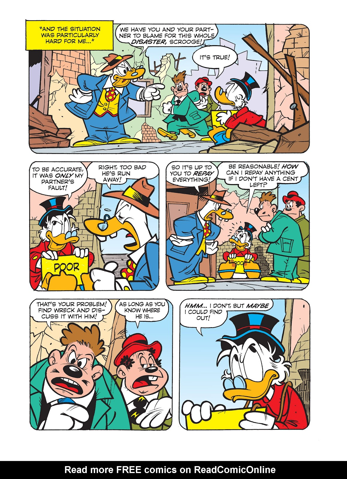 All of Scrooge McDuck's Millions Issue #4 #4 - English 14