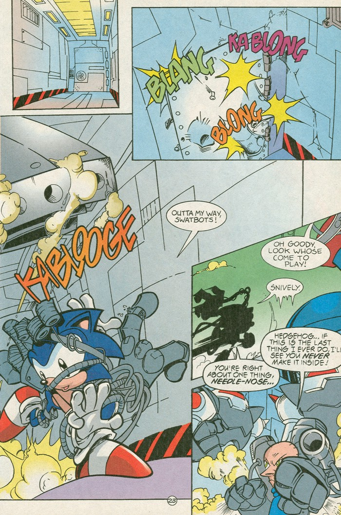 Read online Sonic Super Special comic -  Issue #6 - The big 50 - 24