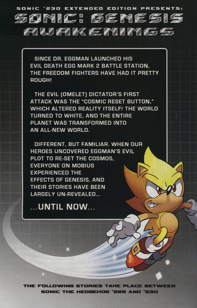 Read online Sonic the Hedgehog Free Comic Book Day Edition comic -  Issue # Special 6 - 26