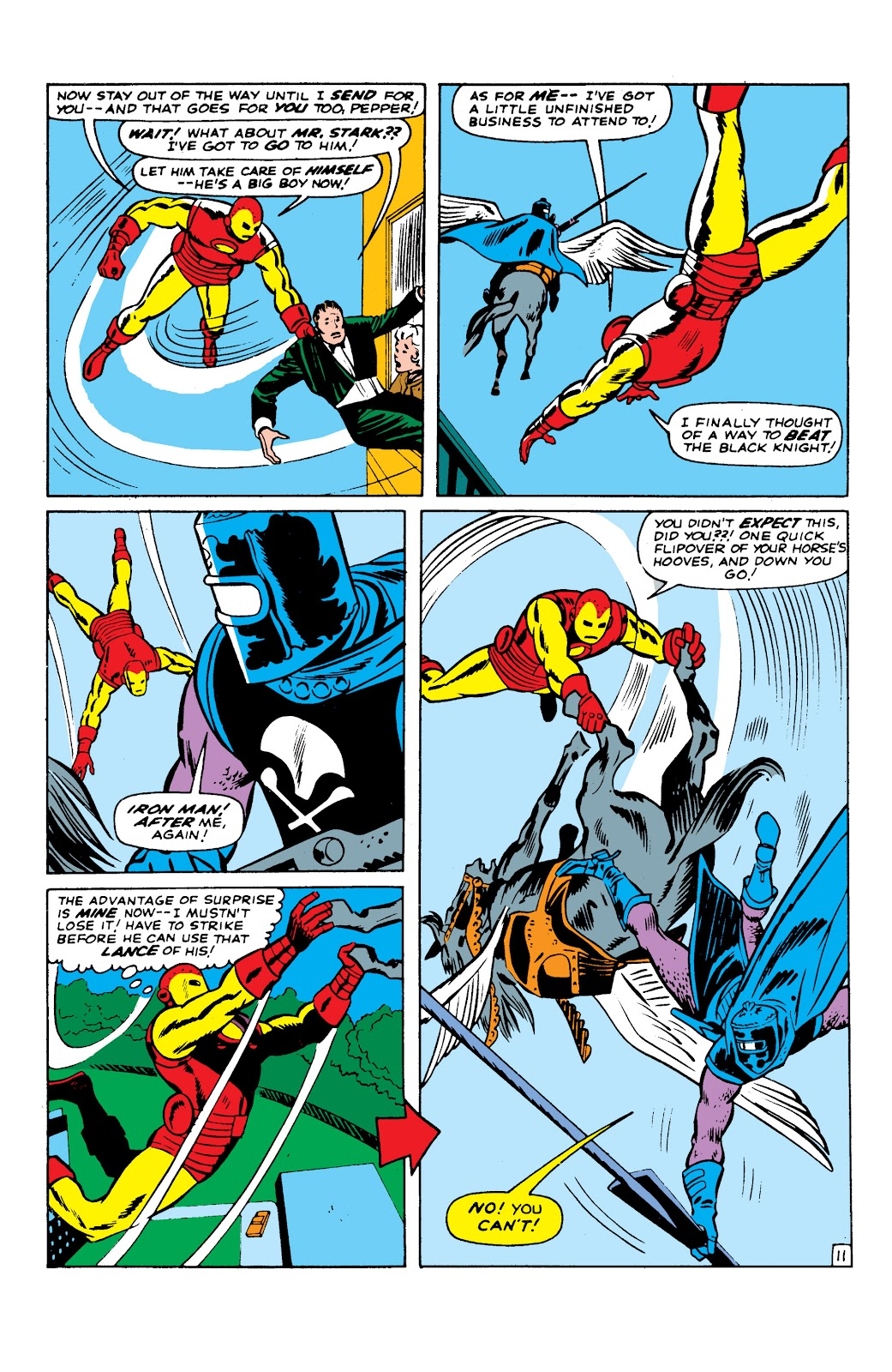 Read online Marvel Masterworks: The Invincible Iron Man comic -  Issue # TPB 2 (Part 2) - 52