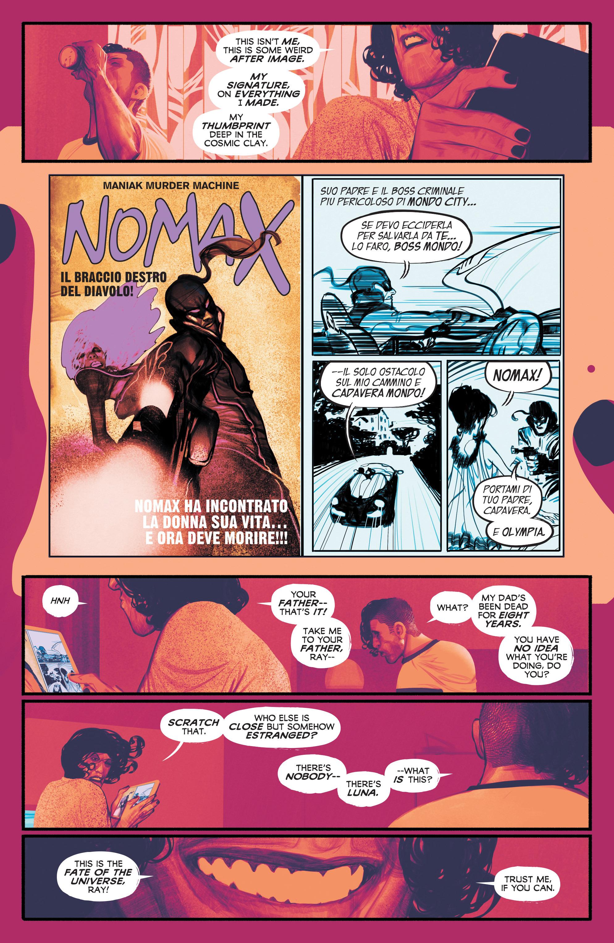 Read online Annihilator comic -  Issue #3 - 20