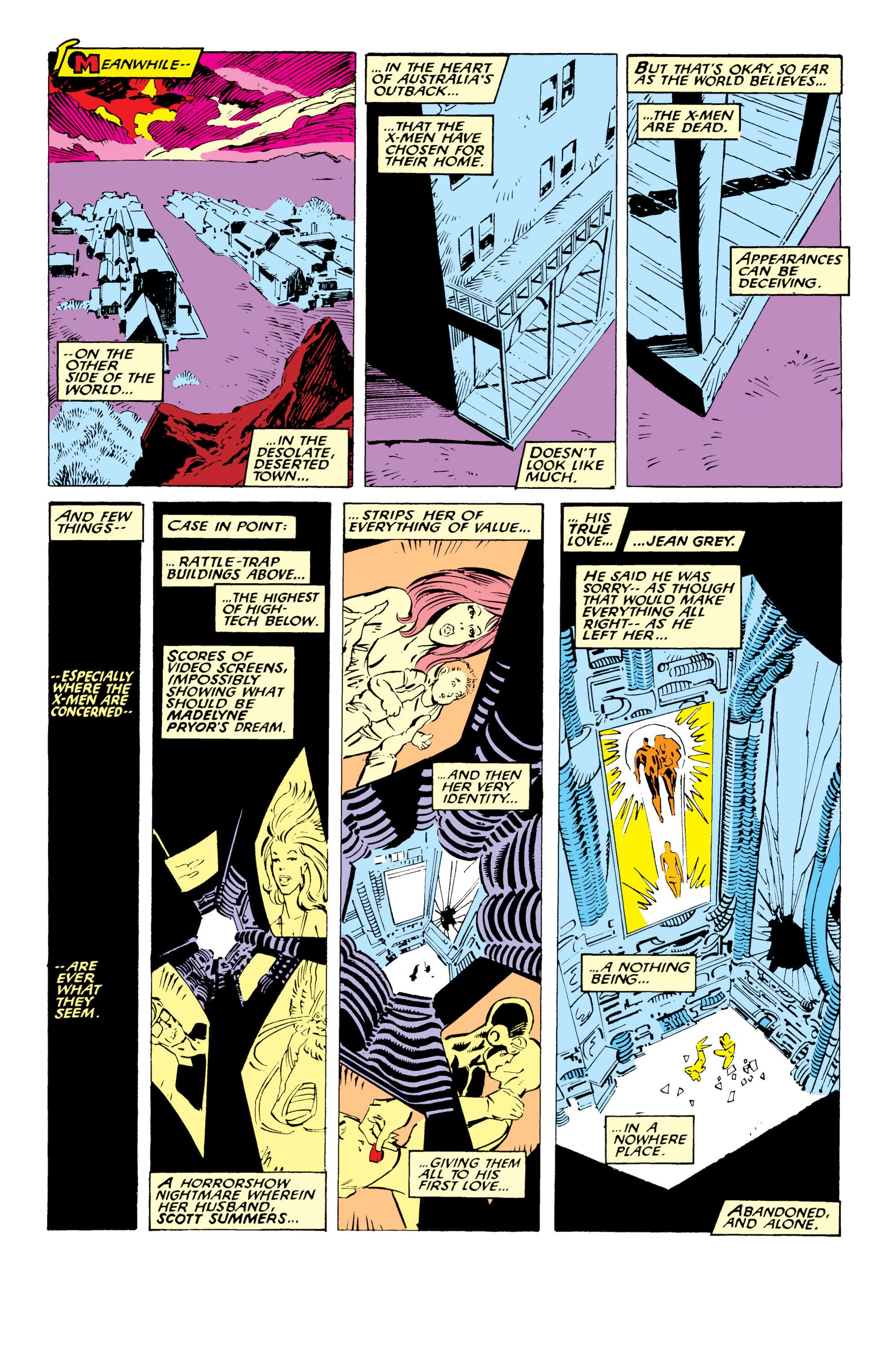 Read online Uncanny X-Men (1963) comic -  Issue #234 - 8
