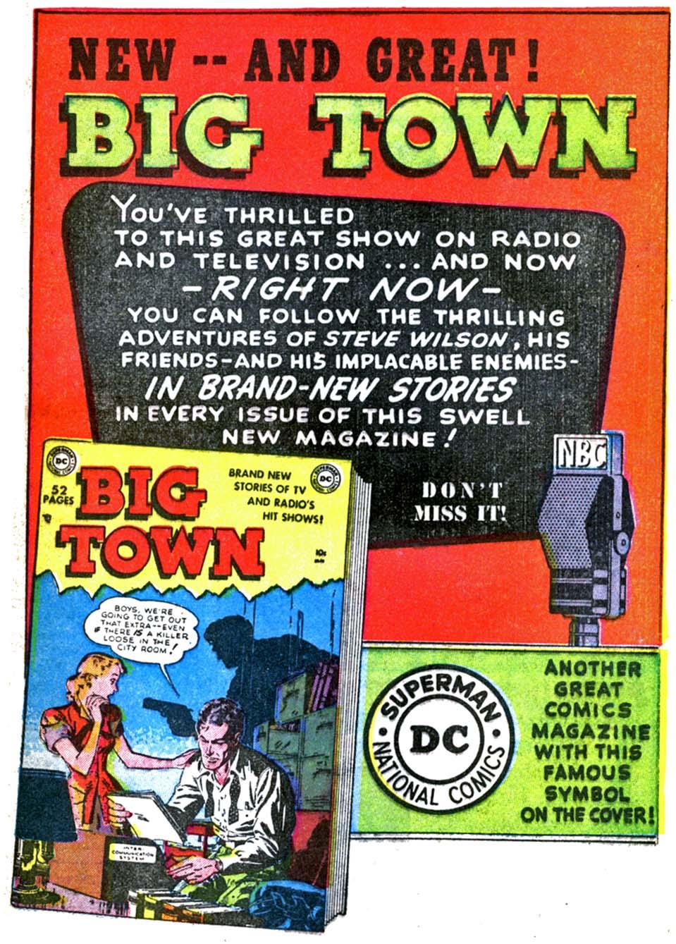 Read online Adventure Comics (1938) comic -  Issue #160 - 49