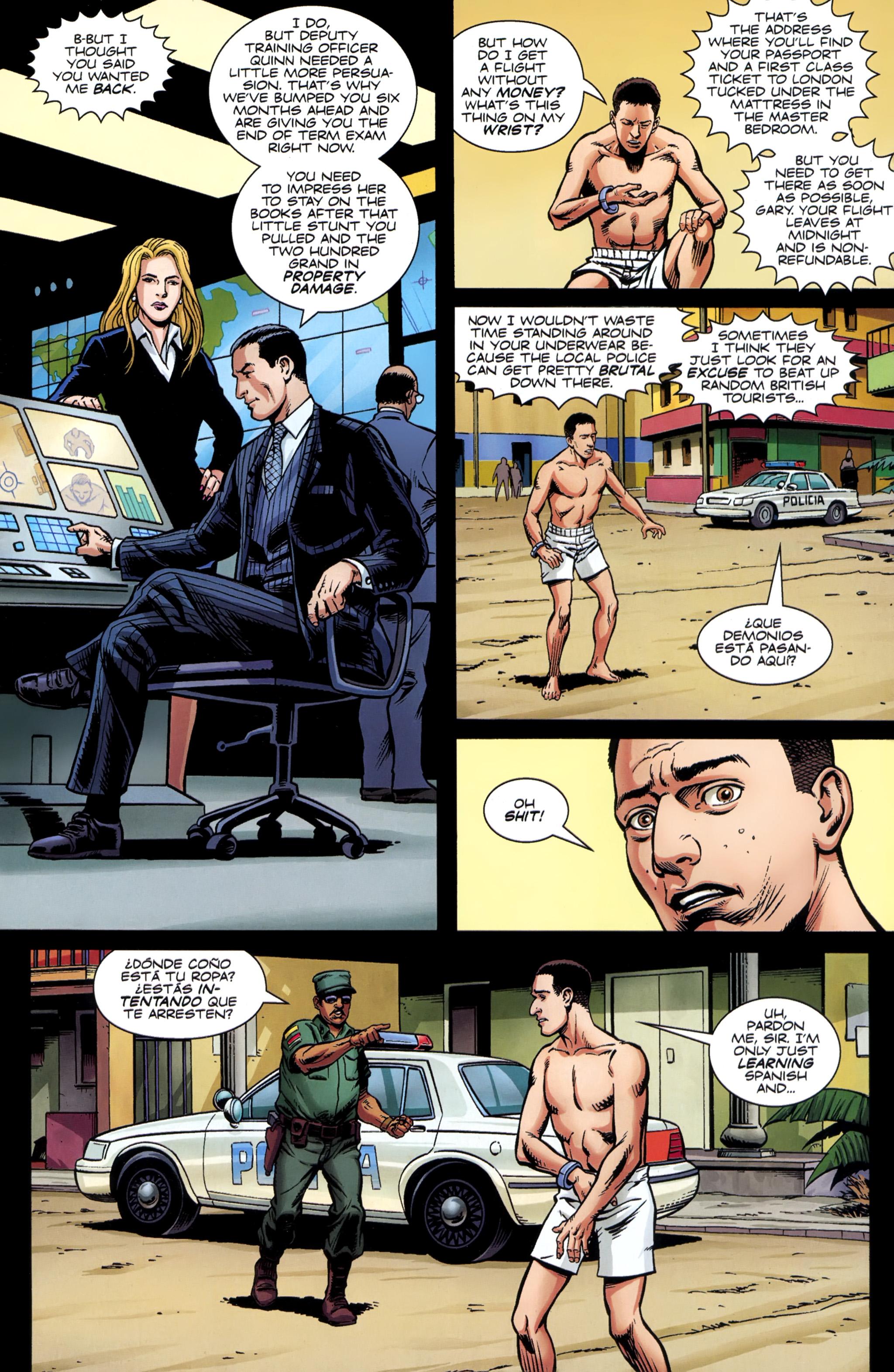 Read online Secret Service comic -  Issue #4 - 10