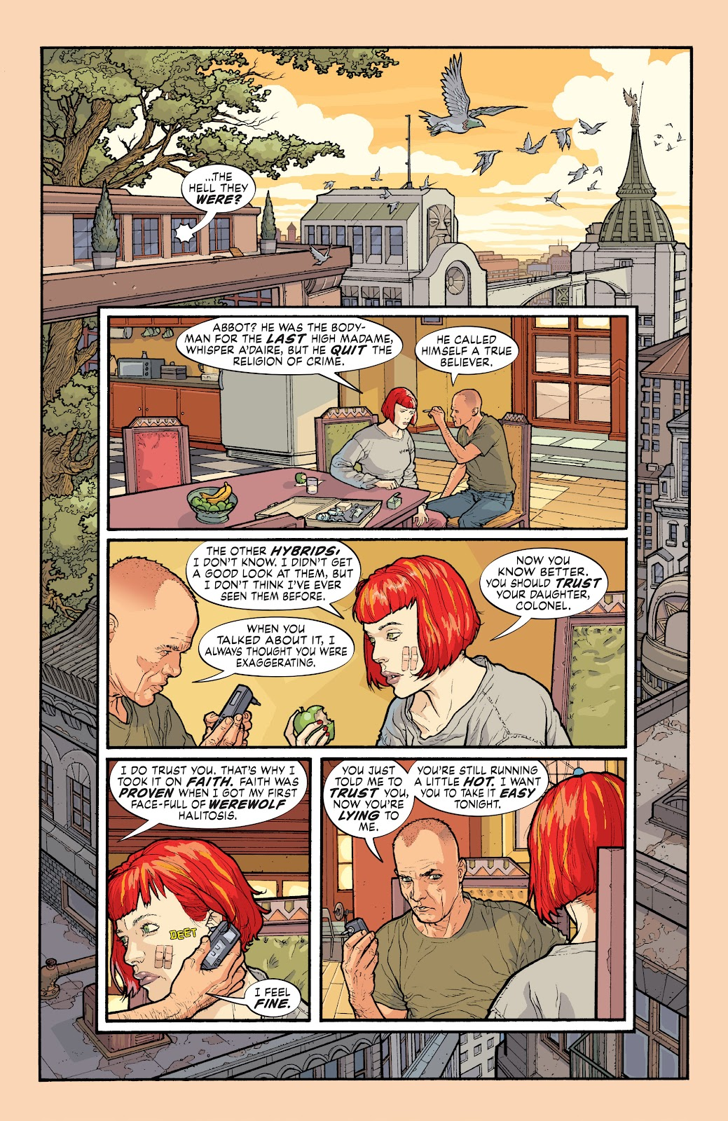Read online Detective Comics (1937) comic -  Issue # _TPB Batwoman – Elegy (New Edition) (Part 1) - 53
