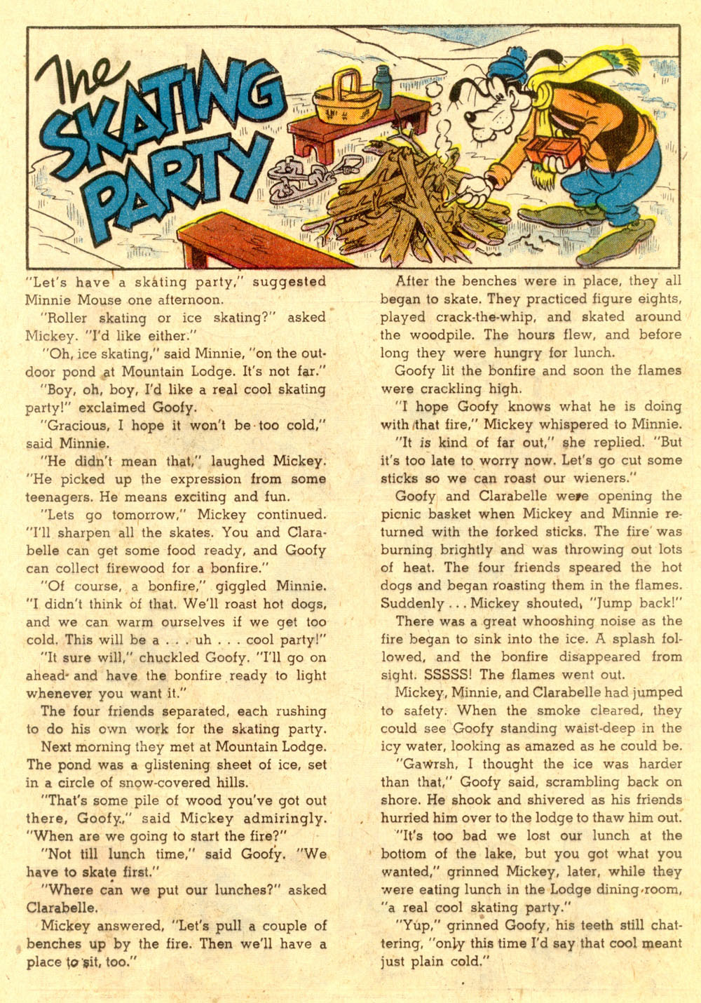 Walt Disney's Comics and Stories issue 221 - Page 25