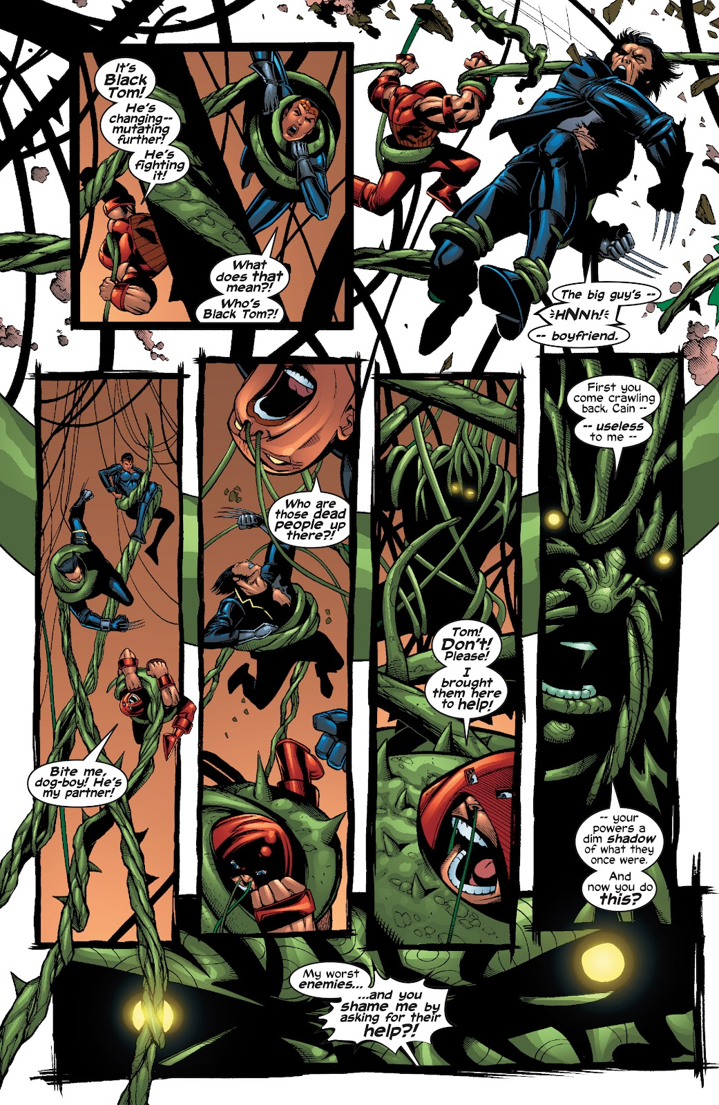 Read online X-Men: Unstoppable comic -  Issue # TPB (Part 1) - 43