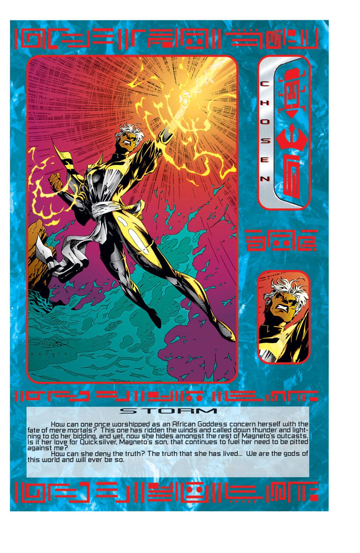 Read online Age of Apocalypse: The Chosen comic -  Issue #Age of Apocalypse: The Chosen Full - 9