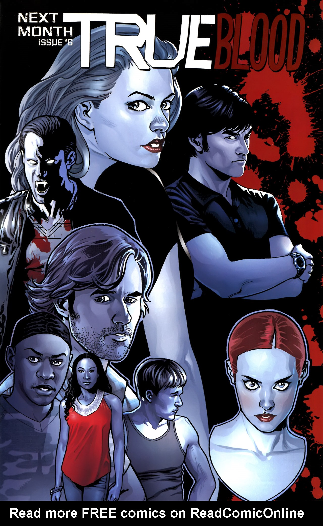 Read online True Blood (2010) comic -  Issue #5 - 26