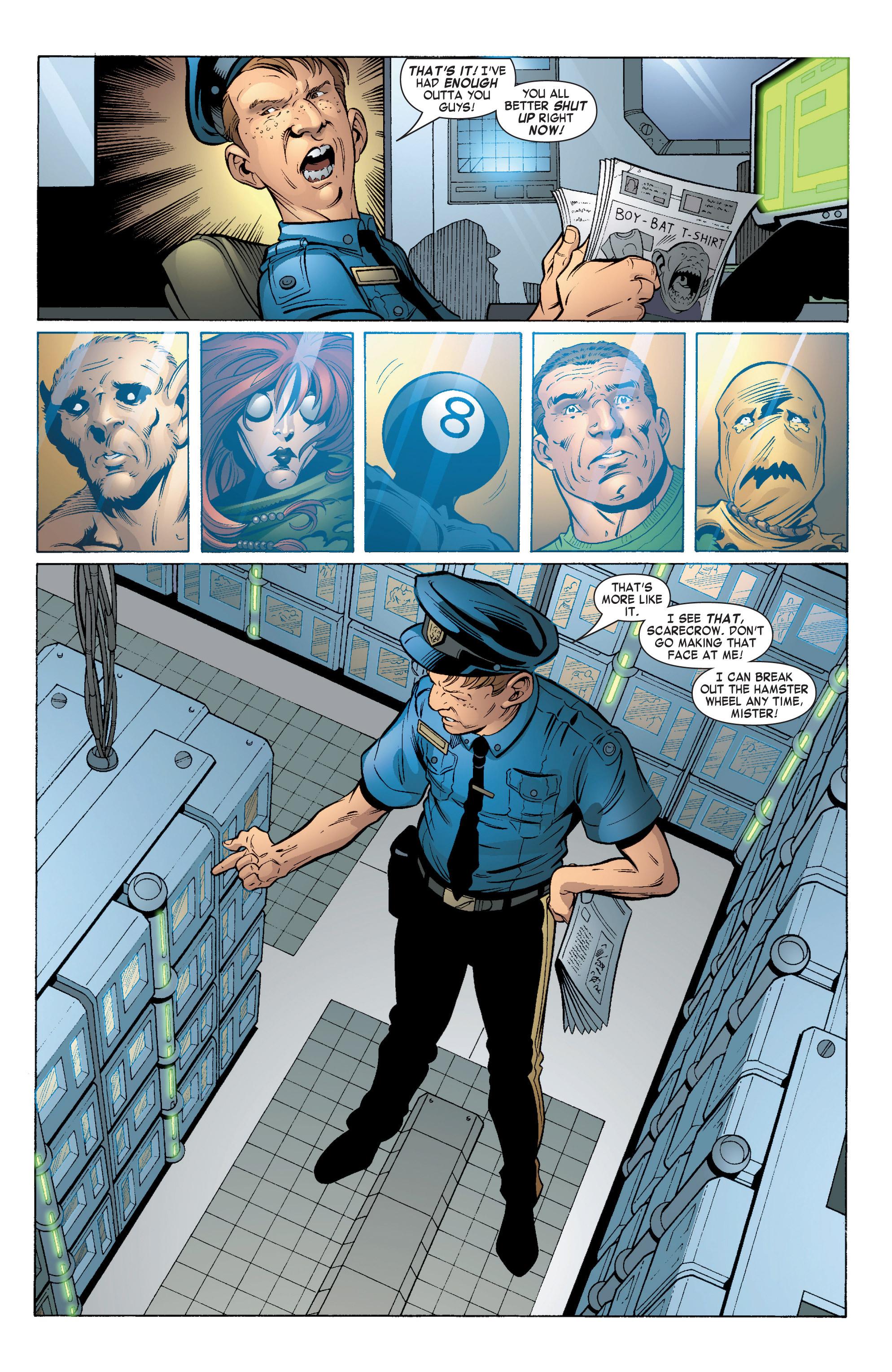 Read online She-Hulk (2004) comic -  Issue #5 - 12