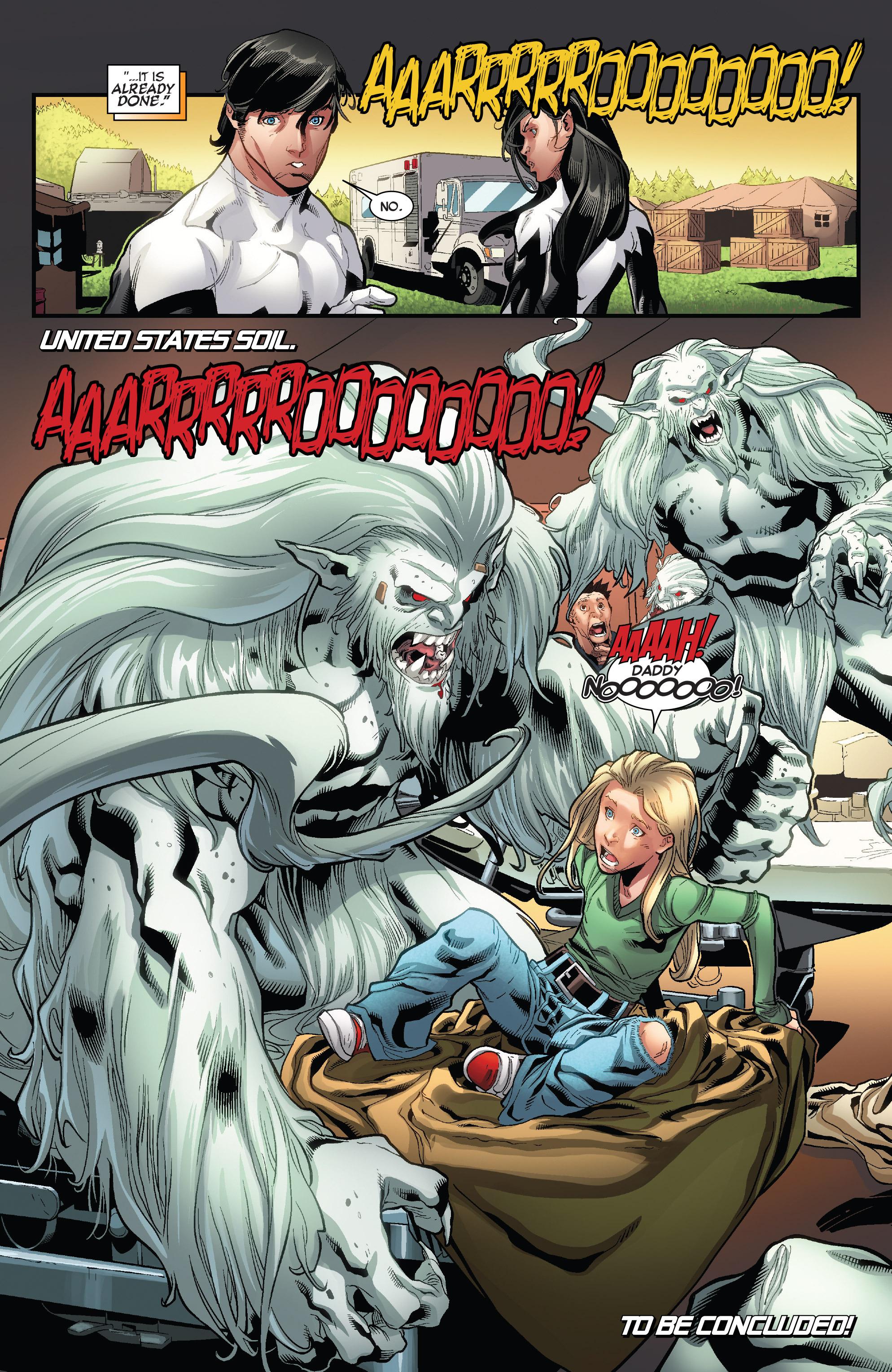 Read online Amazing X-Men (2014) comic -  Issue #11 - 21