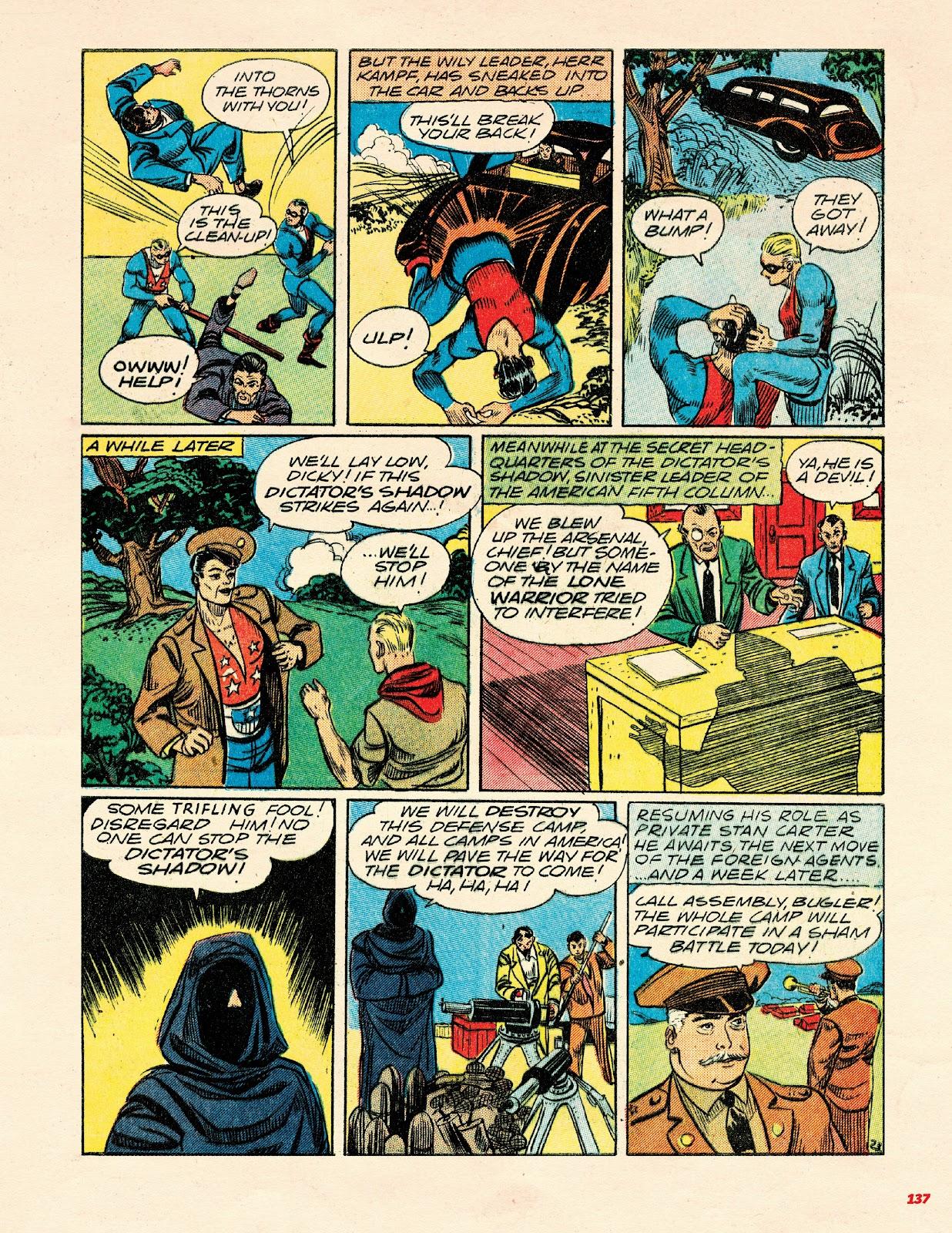 Read online Super Weird Heroes comic -  Issue # TPB 2 (Part 2) - 37