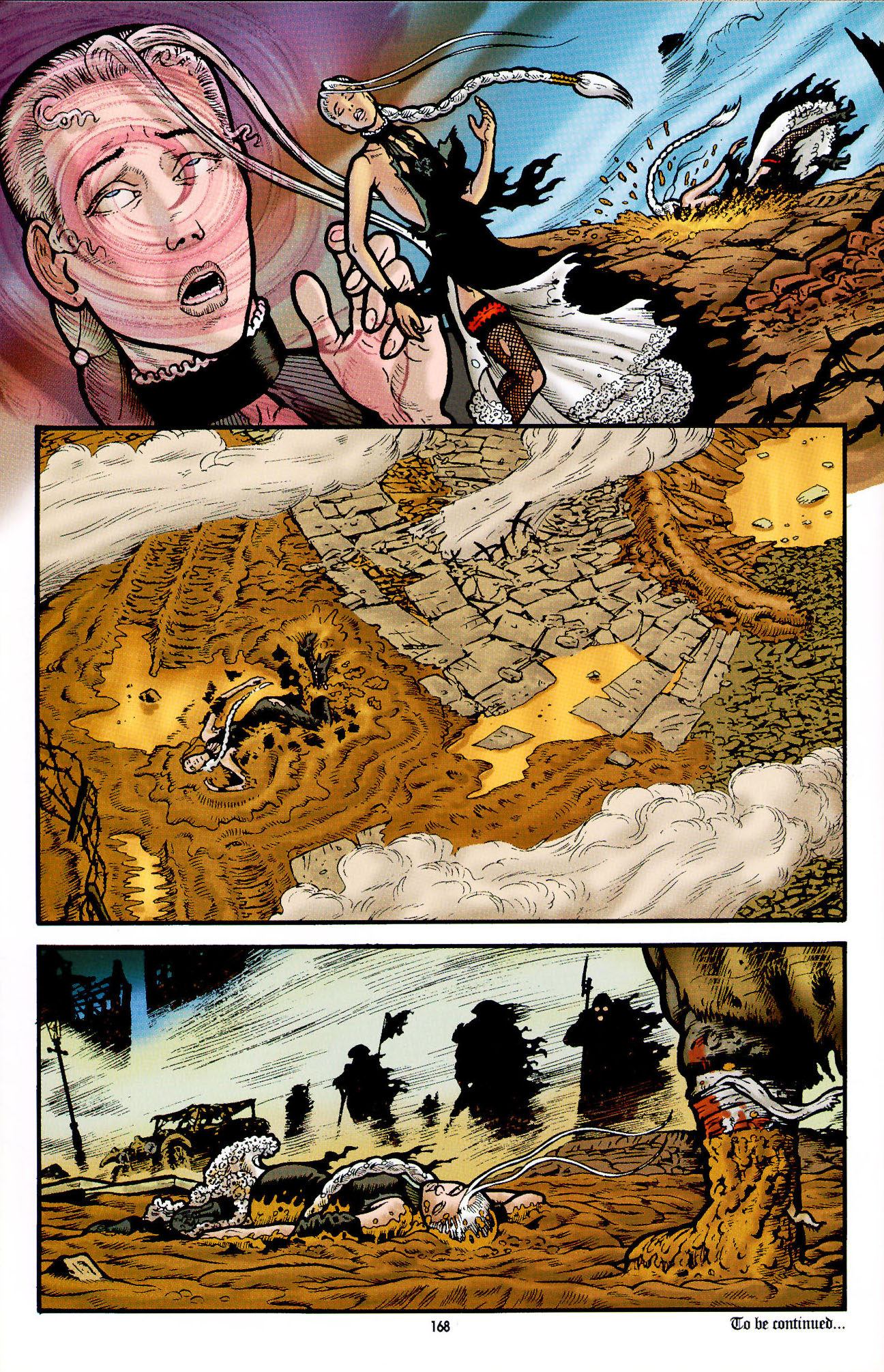 Read online Heart of Empire comic -  Issue #5 - 44