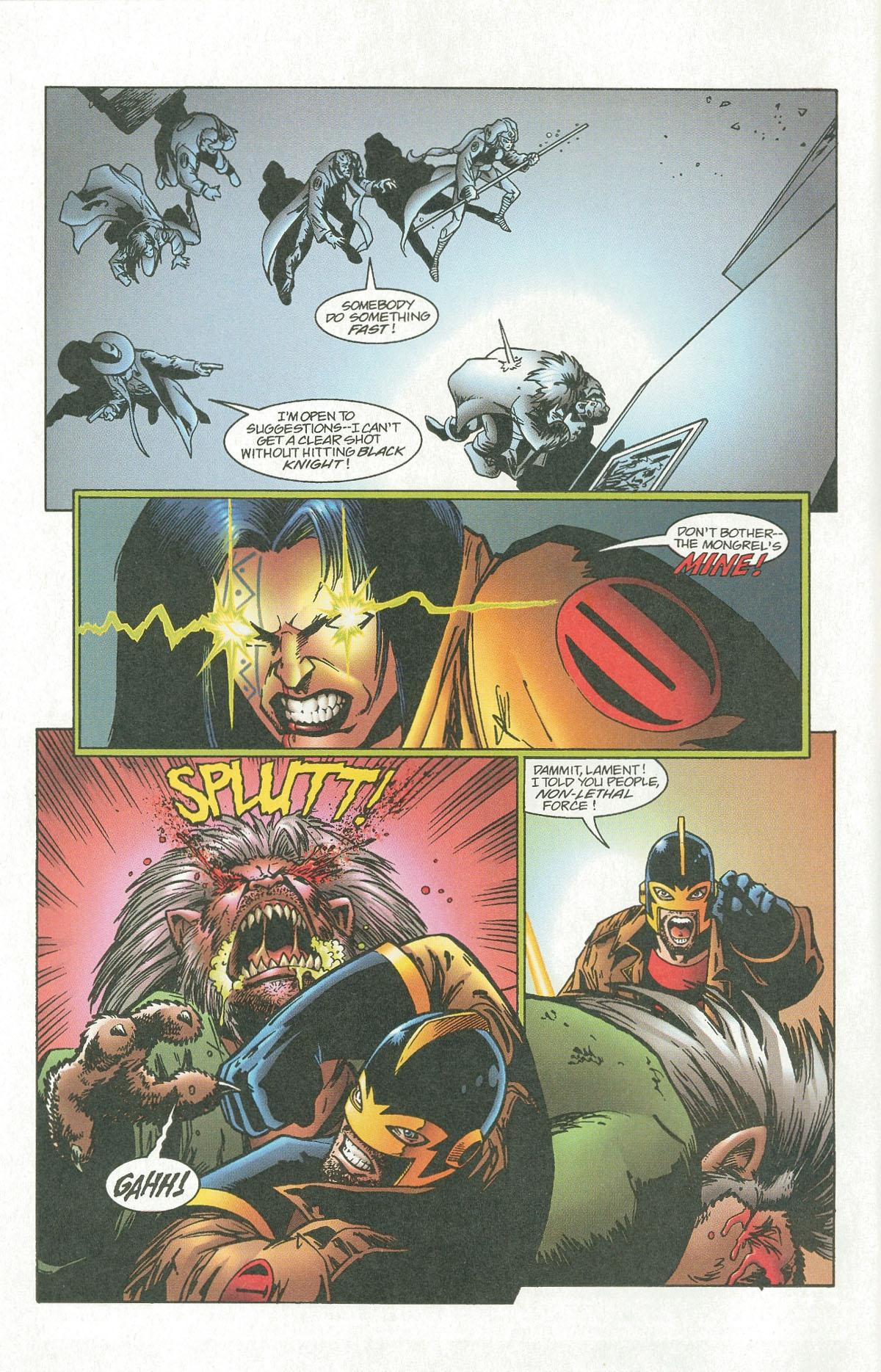 Read online UltraForce (1995) comic -  Issue #7 - 4