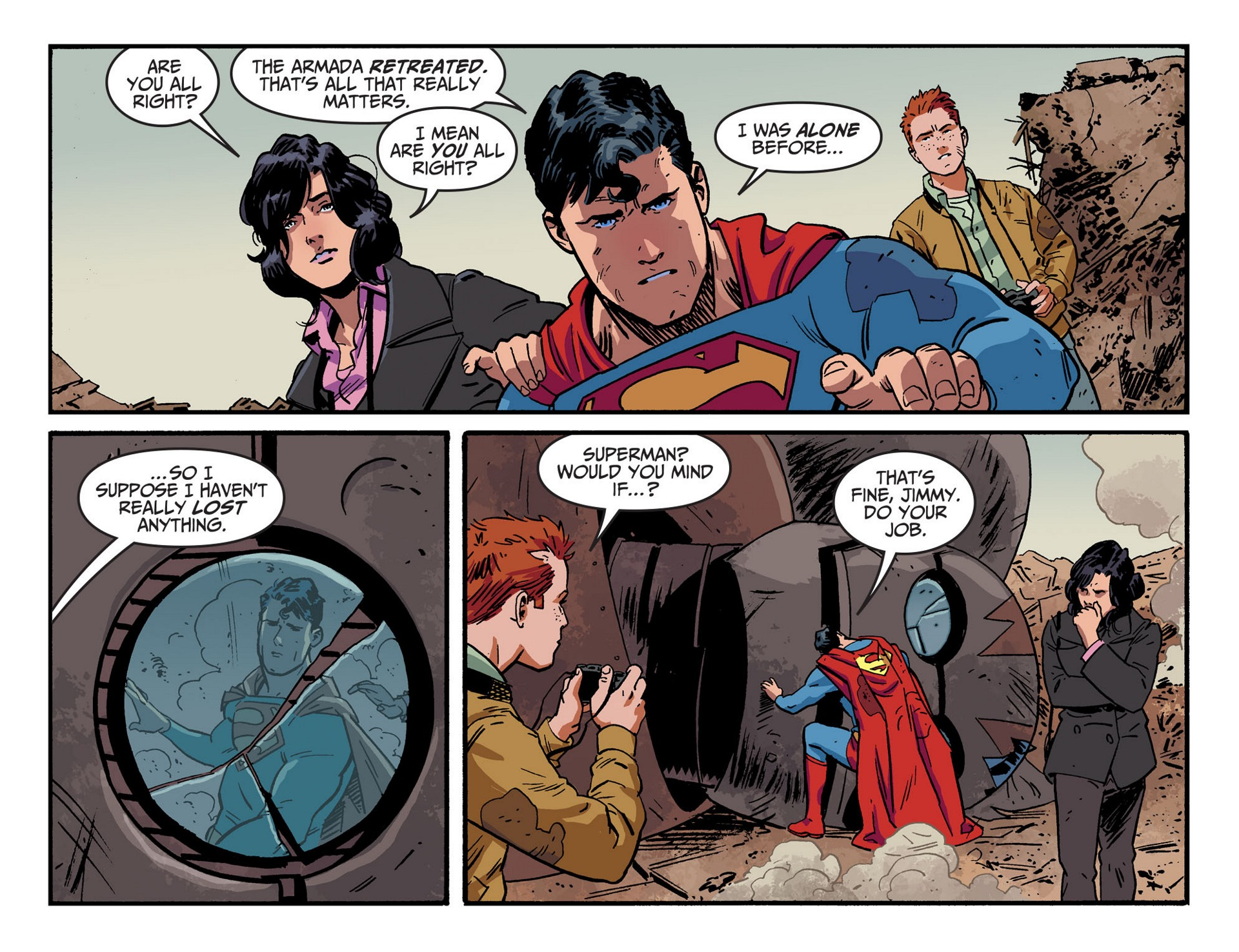 Read online Adventures of Superman [I] comic -  Issue #45 - 20