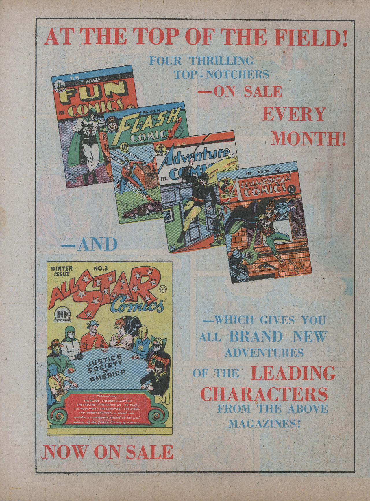 Read online Detective Comics (1937) comic -  Issue #48 - 66