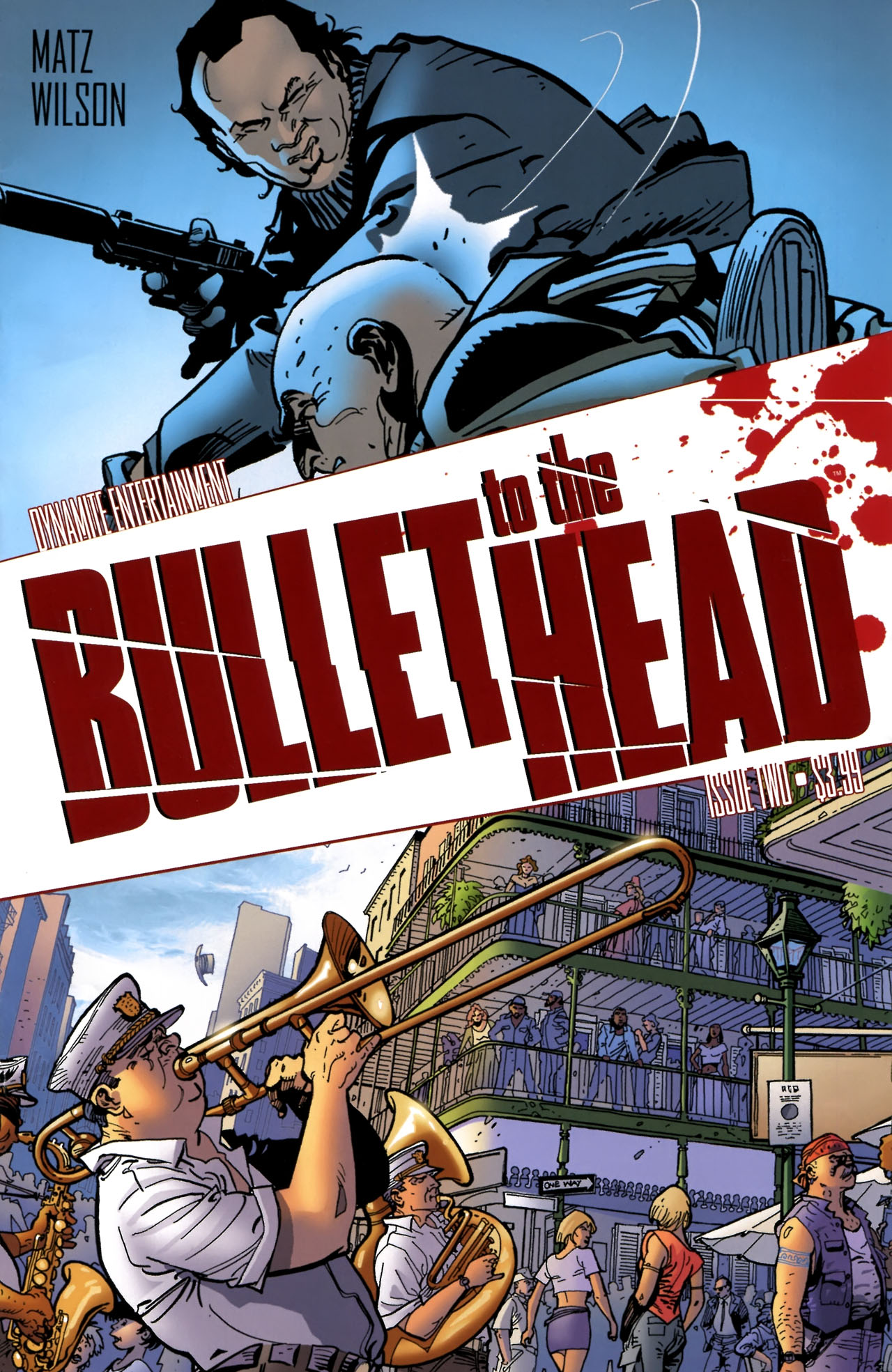 Bullet to the Head 2 Page 1