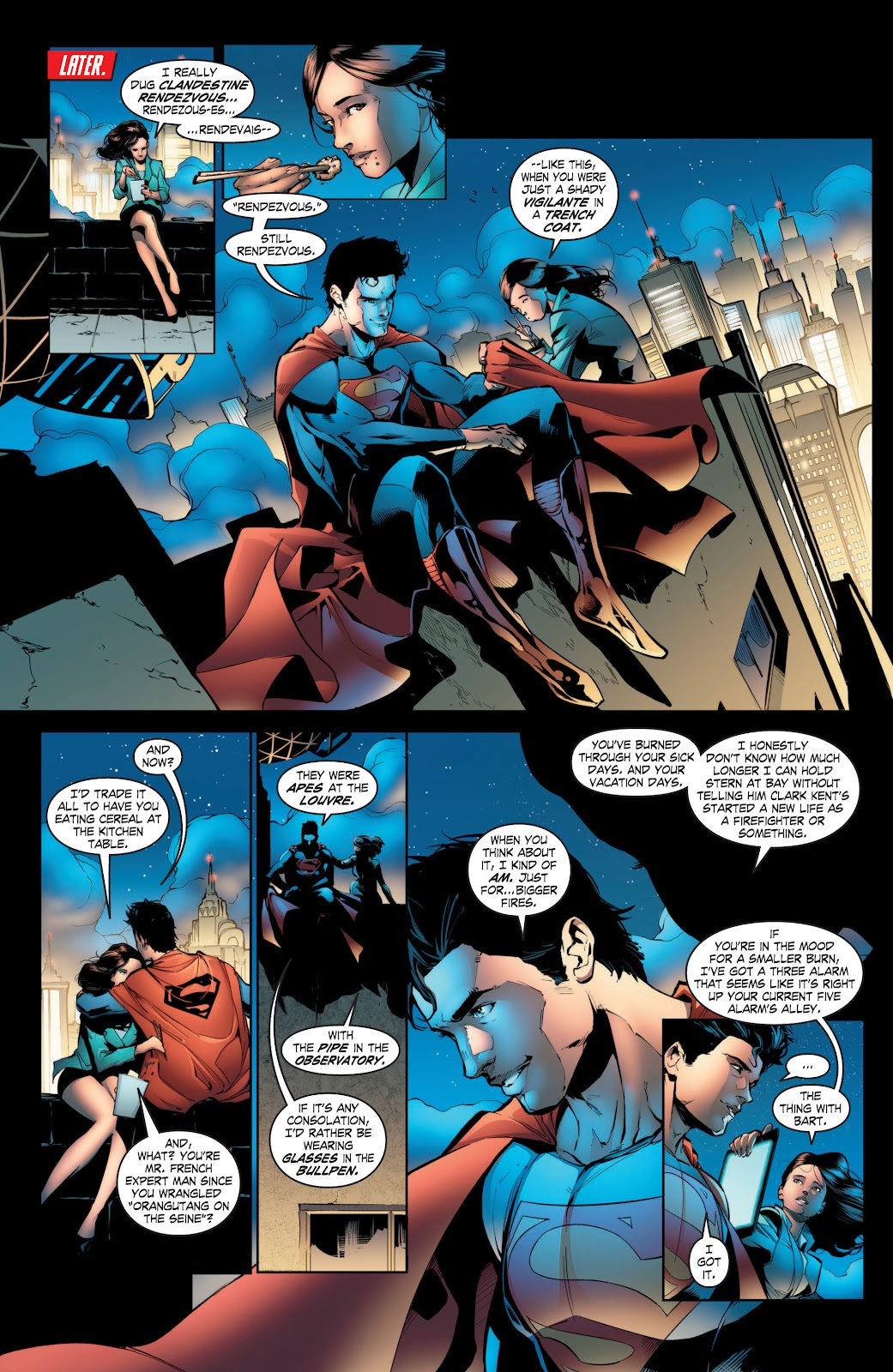 Read online Smallville Season 11 [II] comic -  Issue # TPB 3 - 59
