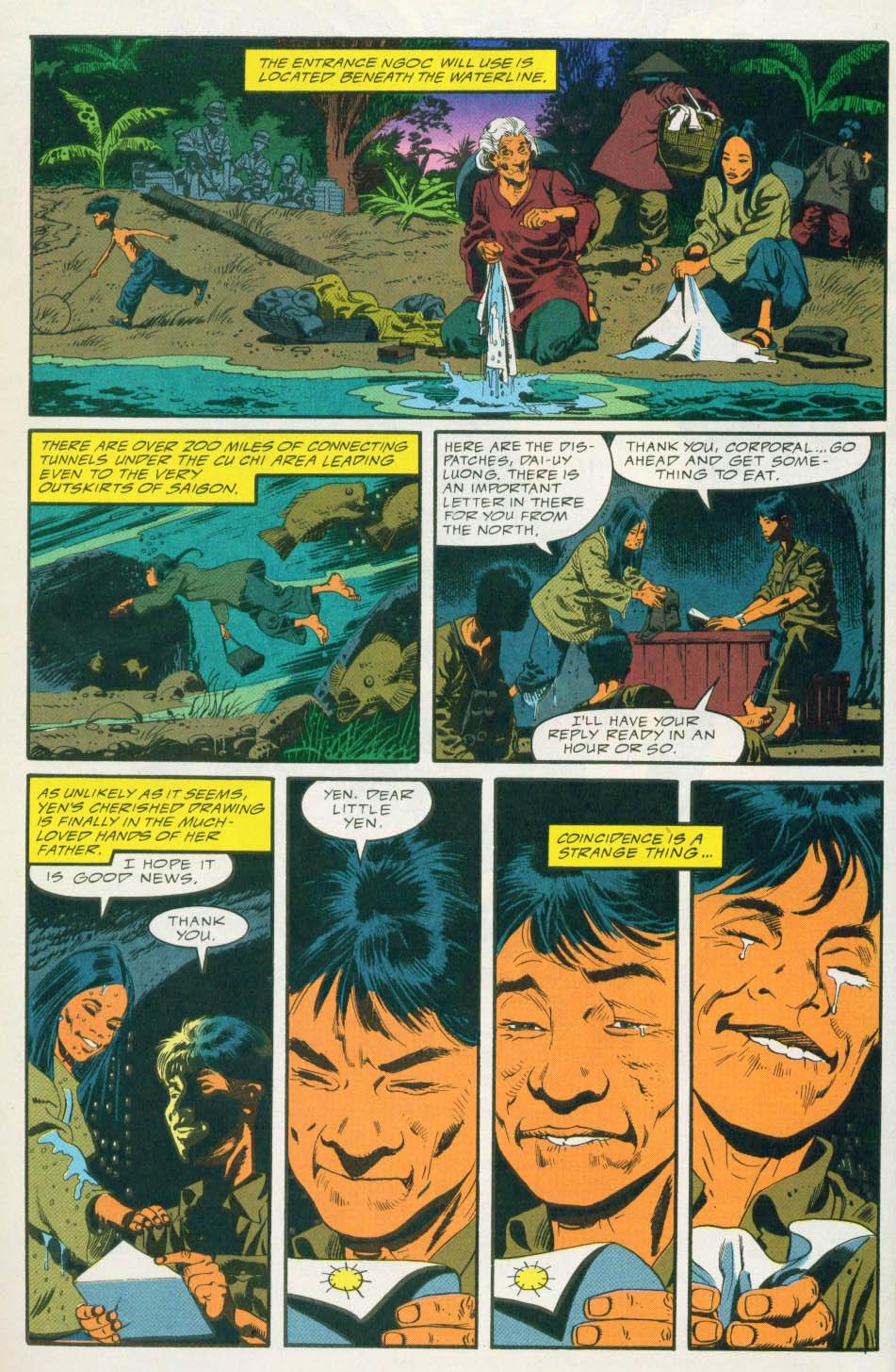 The Nam #84 #84 - English 21