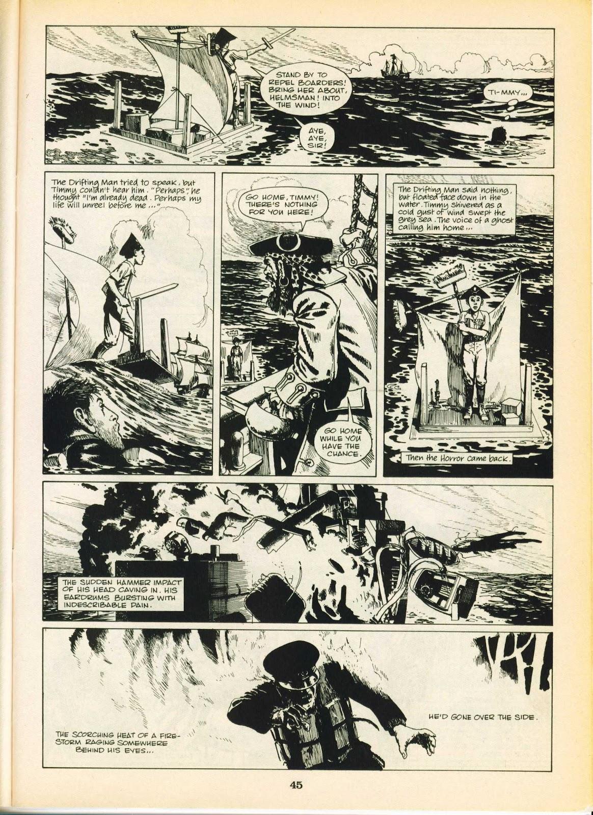 Warrior Issue #17 #18 - English 45