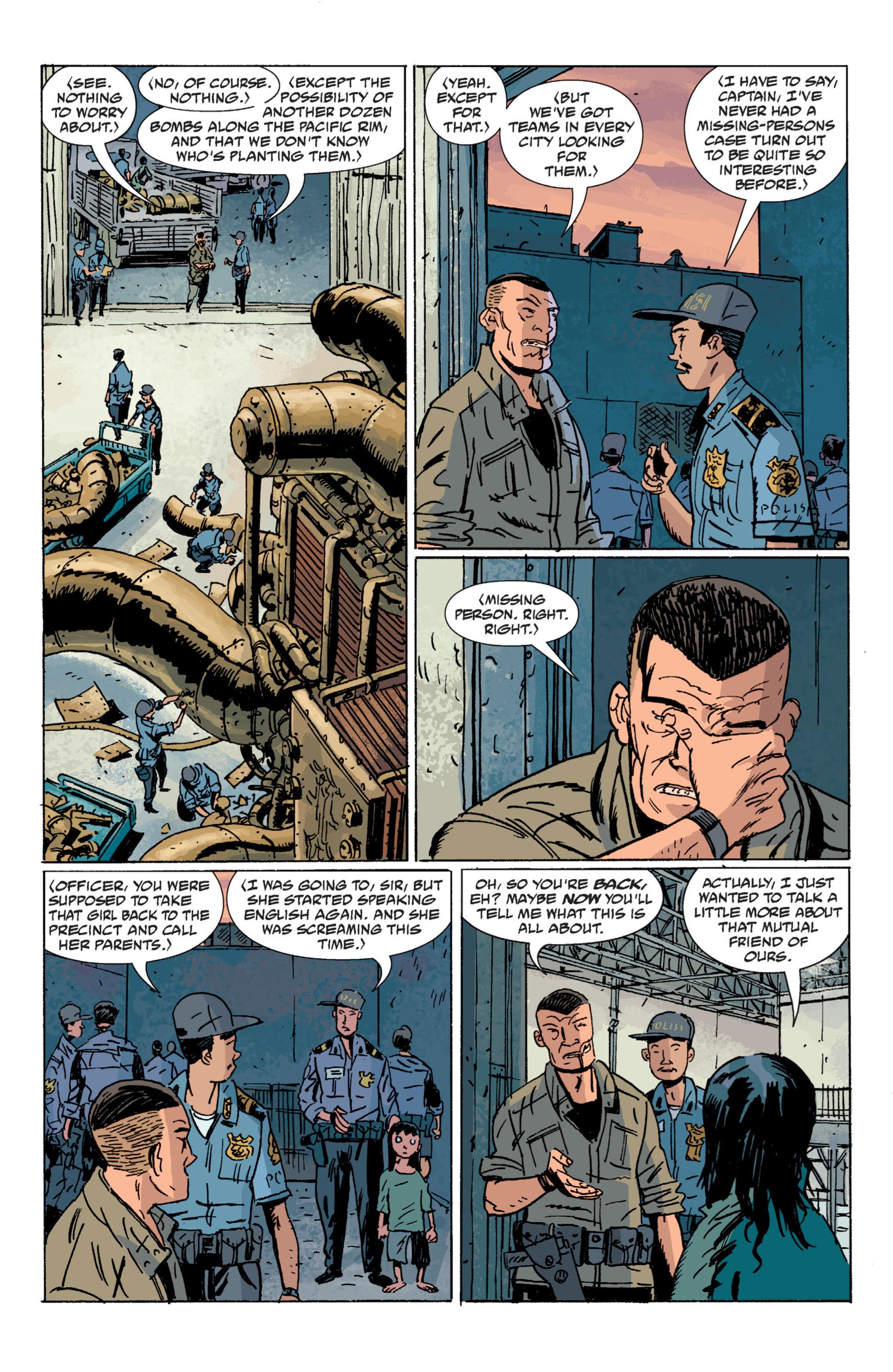 Read online B.P.R.D. (2003) comic -  Issue # TPB 7 - 116