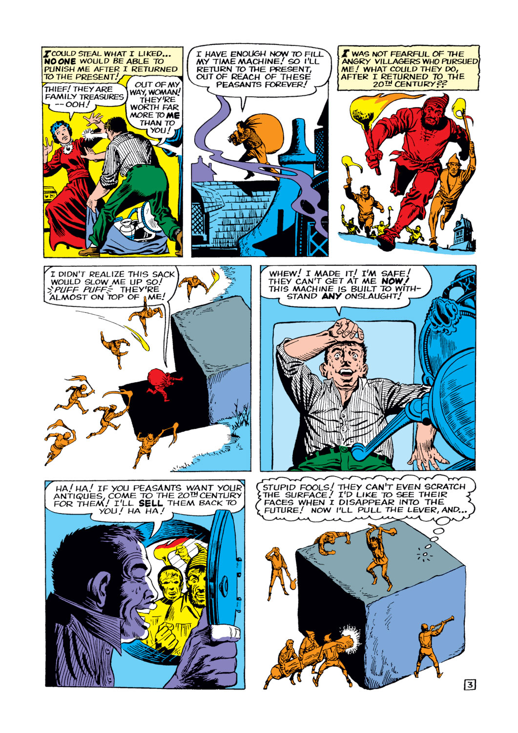 Tales to Astonish (1959) issue 14 - Page 18